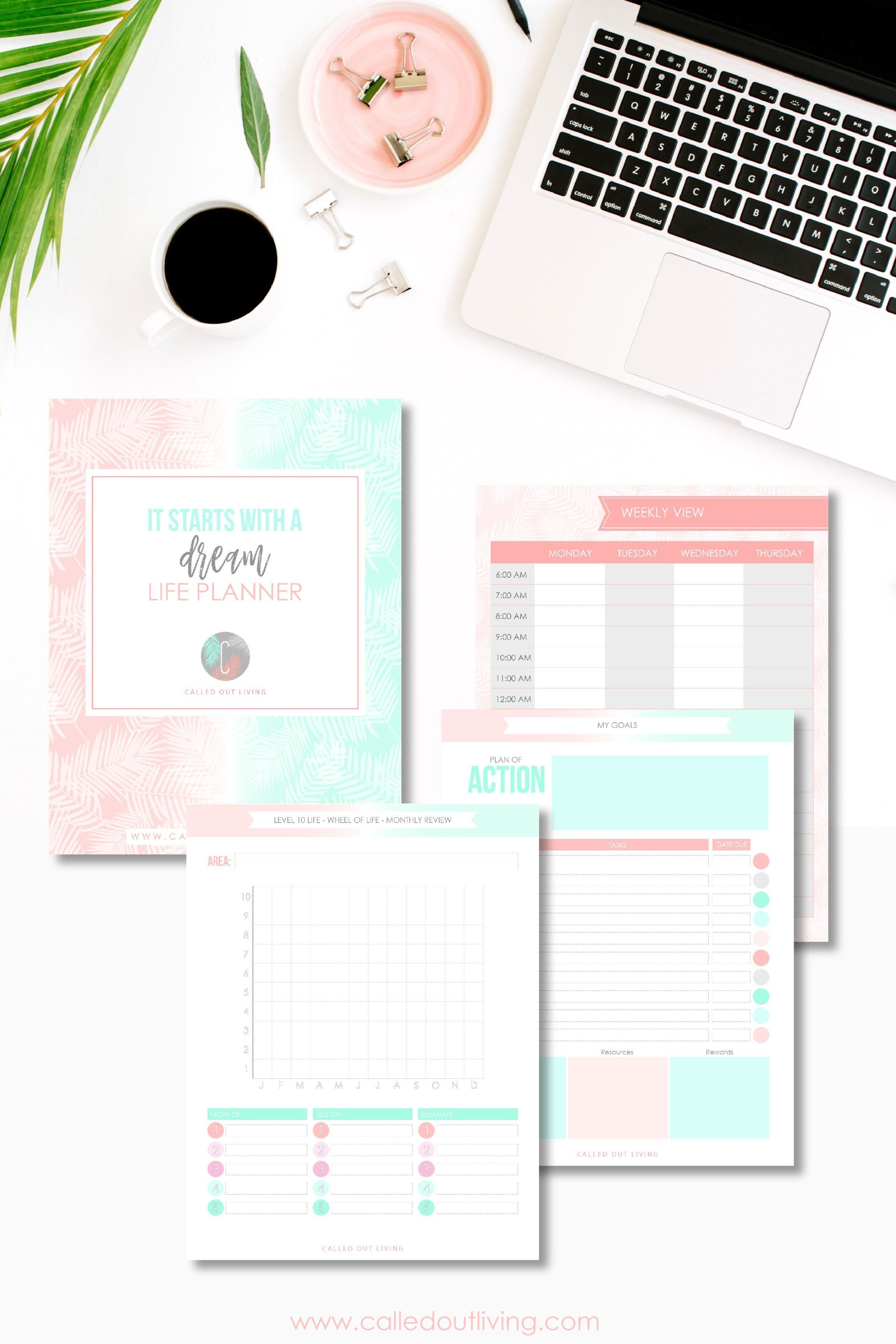 Downloaded KB Get organised and your free 2018