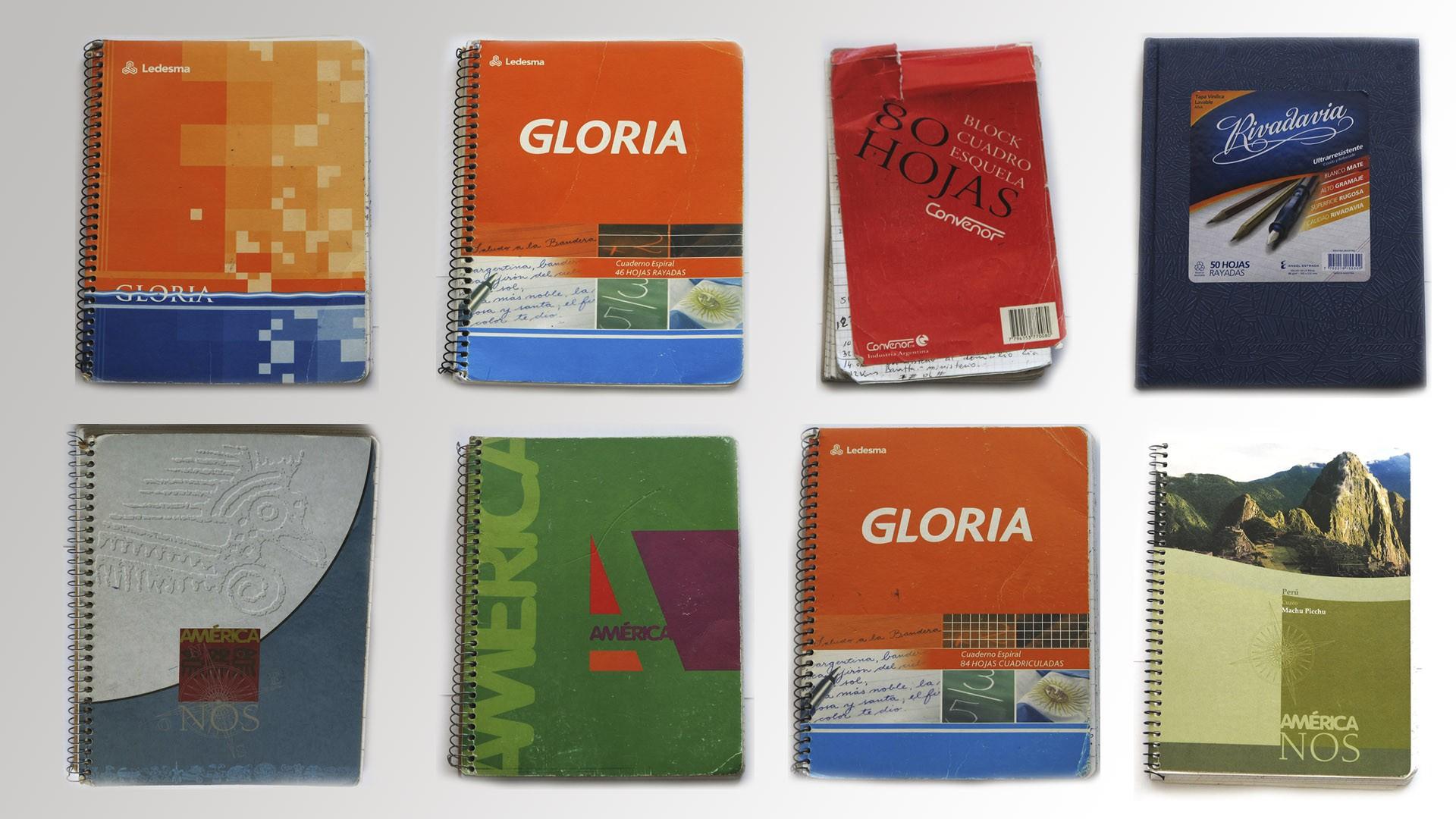 Cuadernos centeno tapas