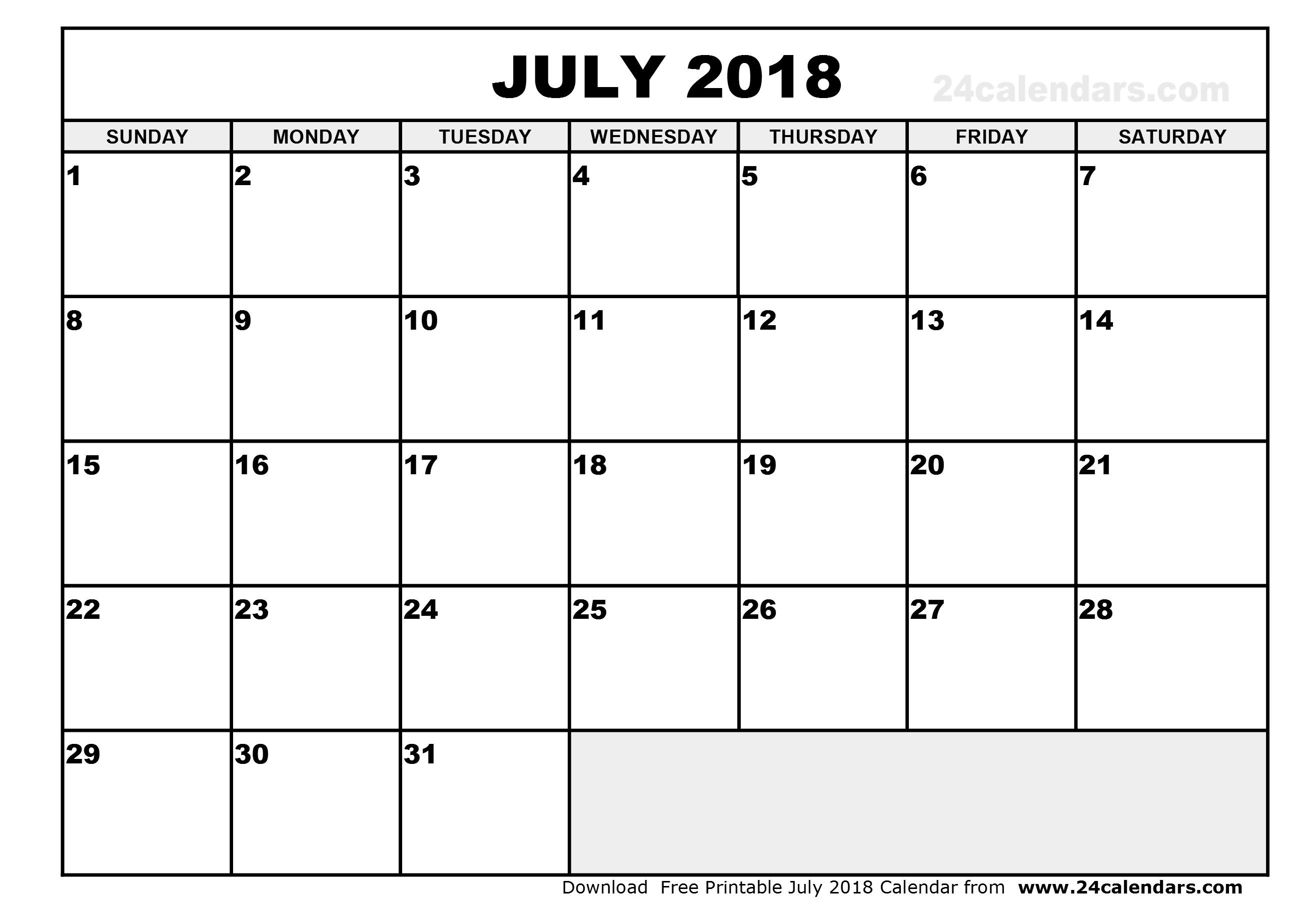 Como Imprimir Un Calendario En Word Más Recientemente Liberado Pin by Calendar On July 2018 Calendar Pinterest Of Como Imprimir Un Calendario En Word Recientes Calendario 2017