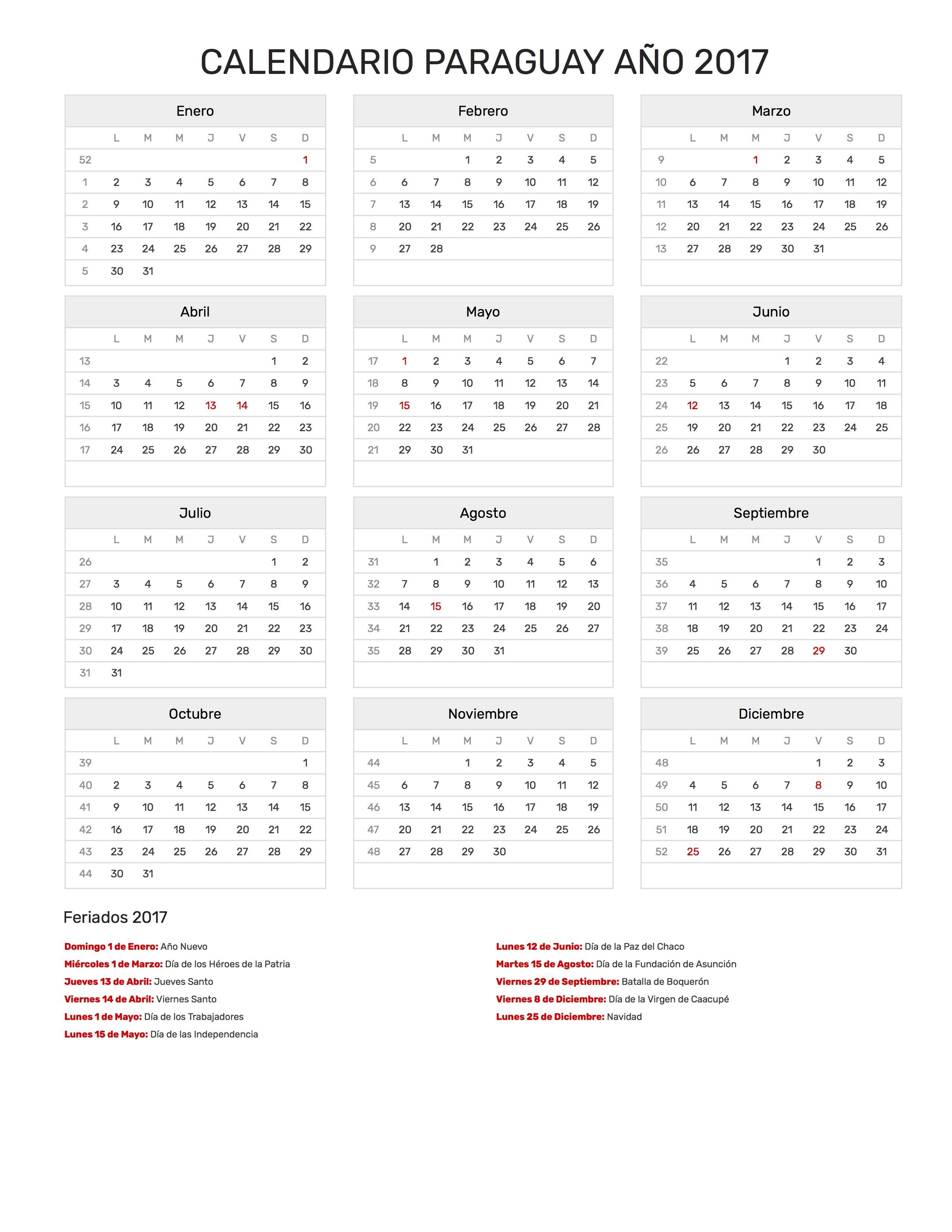 Imprimir Calendario 2017 En Pdf Más Arriba-a-fecha Index Of Print Calendario Clasico 2017