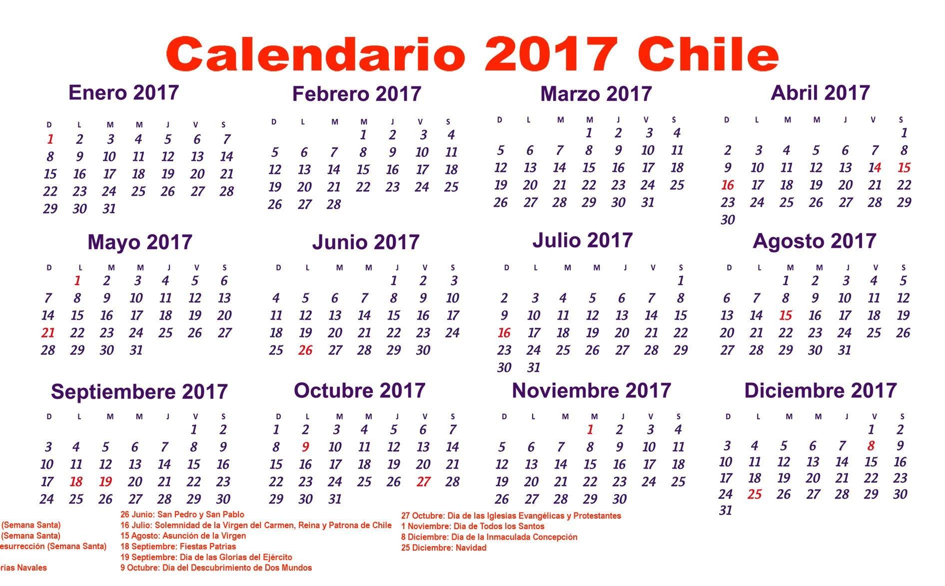 Imprimir Calendario Diario 2017 Recientes Pin De Victor Manuel Vallina En Calendario 2017 Chile Of Imprimir Calendario Diario 2017 Más Arriba-a-fecha Calendario Para Imprimir 2018 2019 Costurero