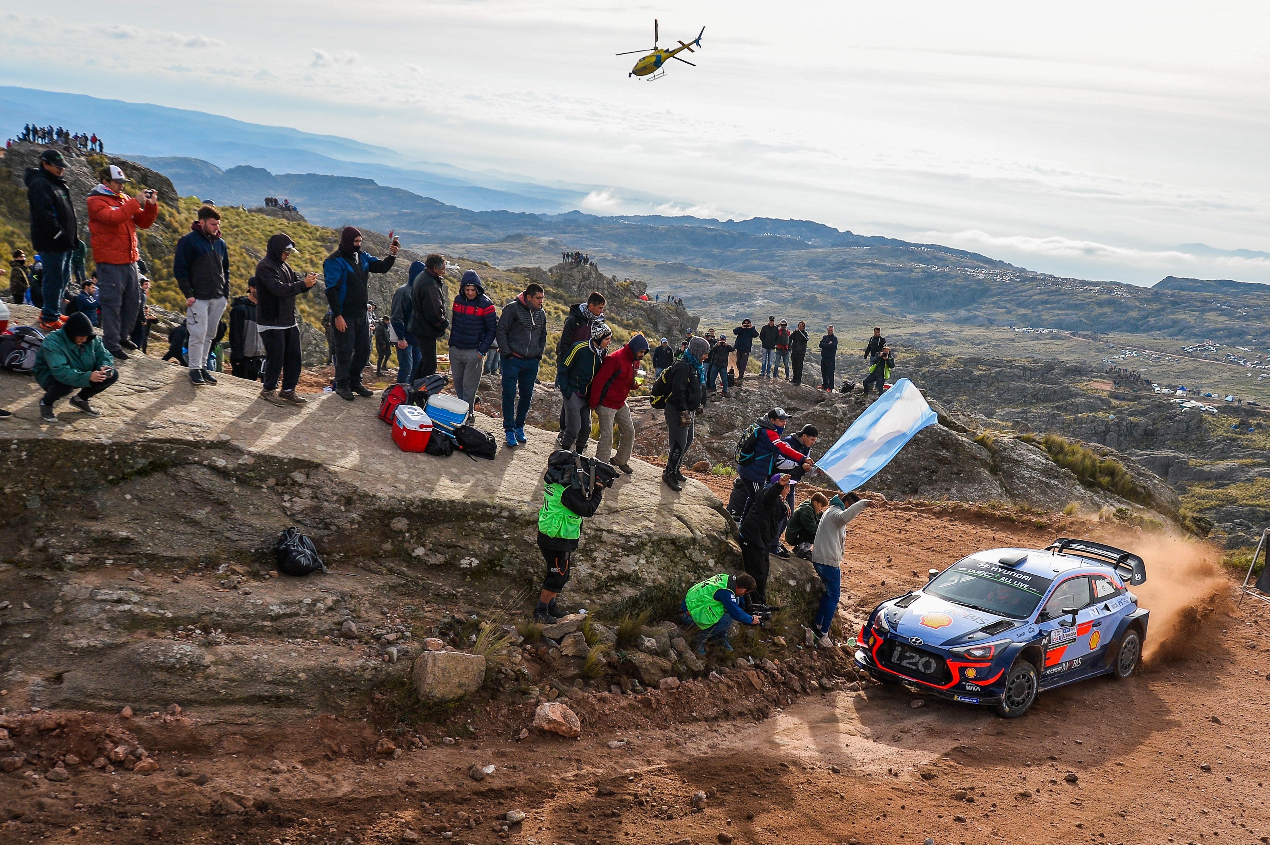 realizada por el Consejo Mundial de Automovilismo Deportivo de FIA que se celebr³ hoy en Pars se defini³ junto a otros temas el calendario del WRC