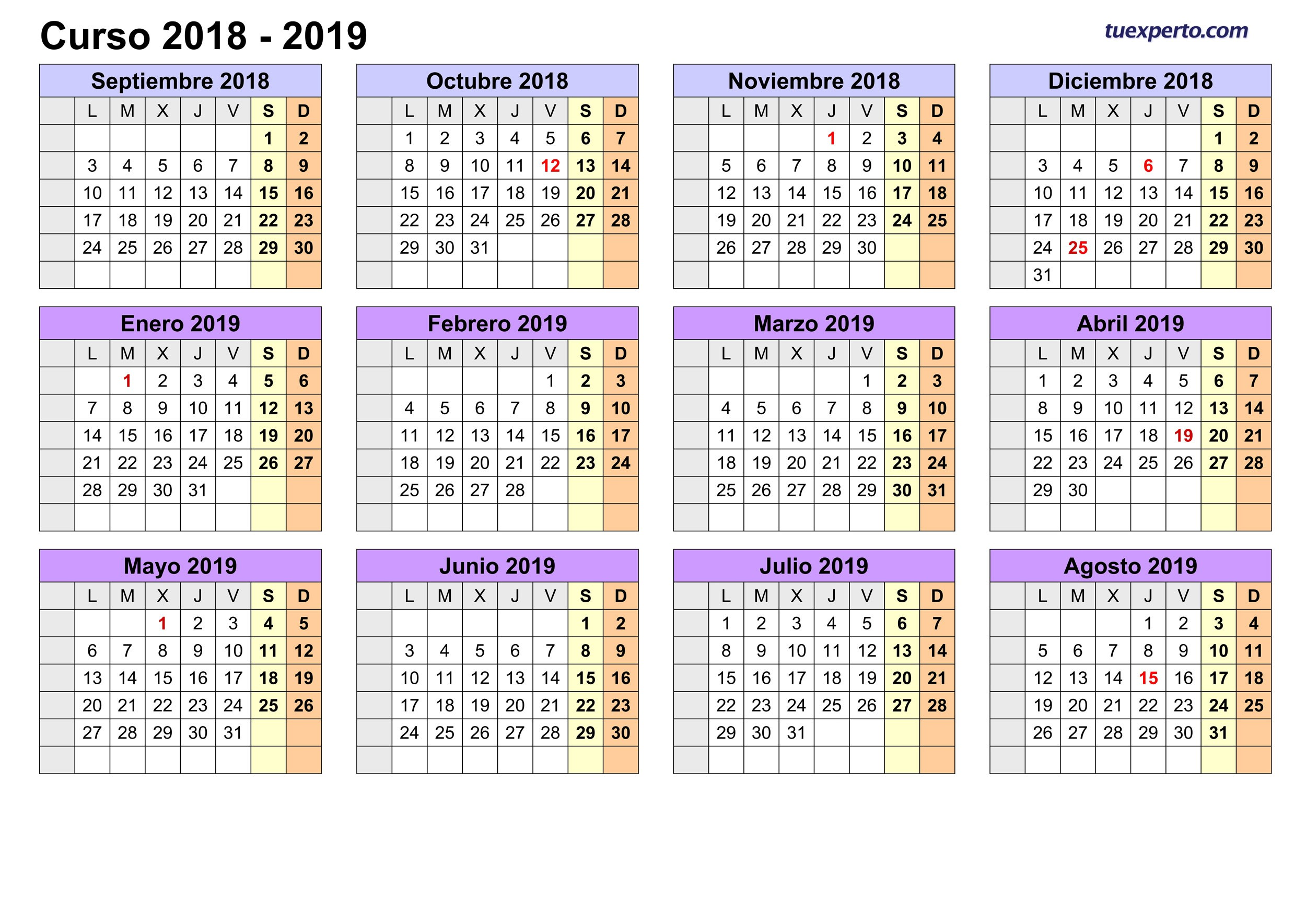 Imprimir Calendario En Word Más Populares Calendario Escolar 2018 2019 Más De 100 Plantillas E Imágenes Para Of Imprimir Calendario En Word Más Actual Juillet 2018 Calendrier Imprimable Gratuit