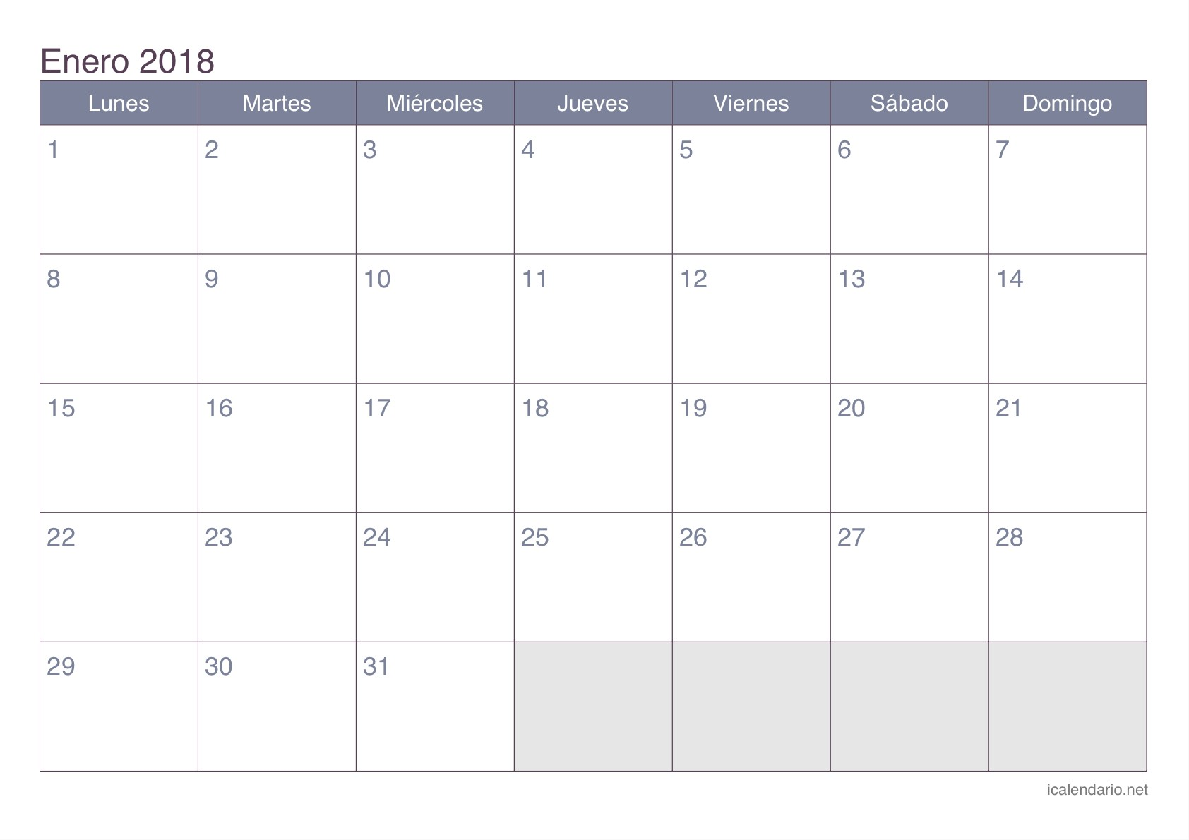 2019 2018 Calendar Printable with holidays list Kalender Kalendar