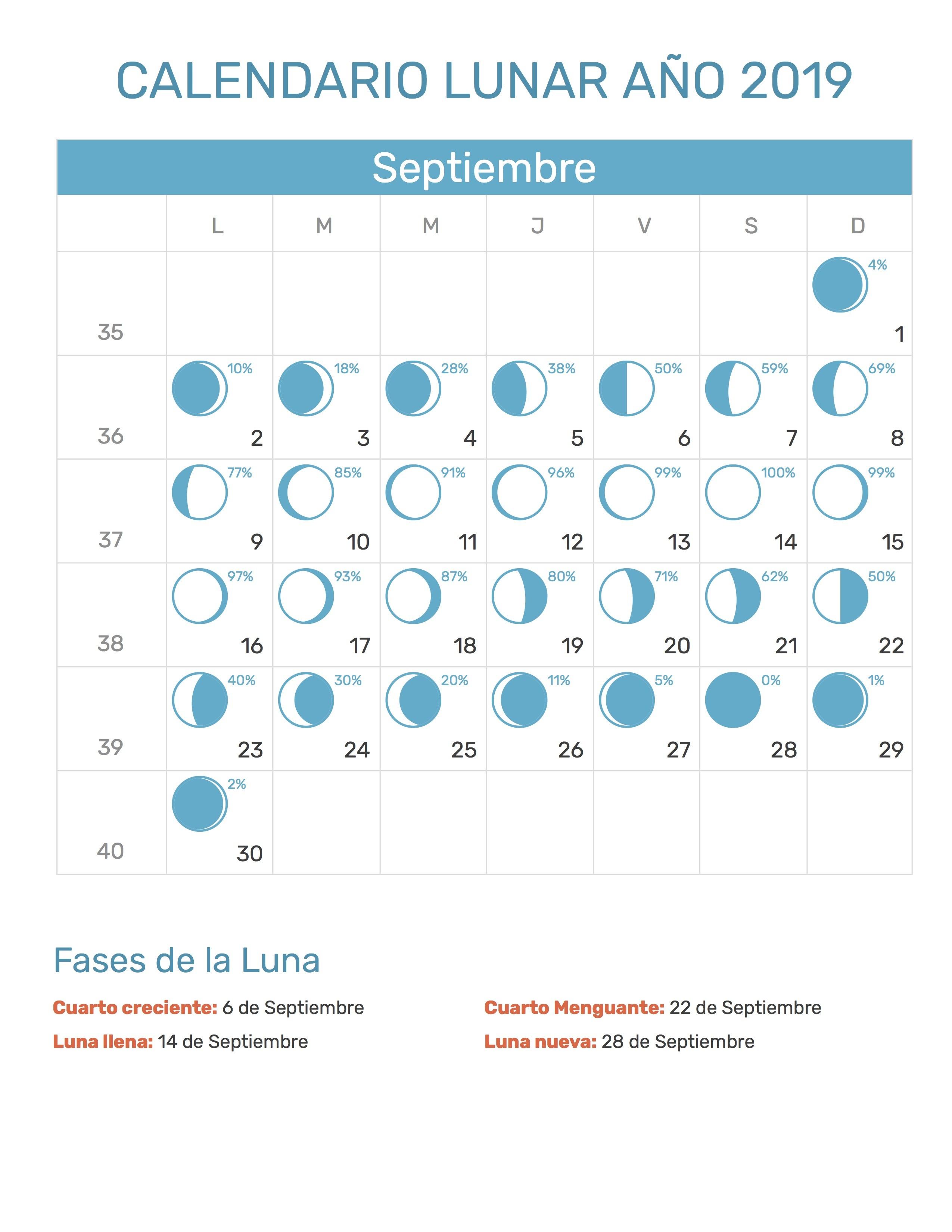 Imprimir Calendario Julio Agosto Y Septiembre 2019 Más Caliente Calendario Lunar Septiembre 2019 Of Imprimir Calendario Julio Agosto Y Septiembre 2019 Más Recientes 12 Calendarios De Descarga Gratis Calendarios 2016 Para Imprimir