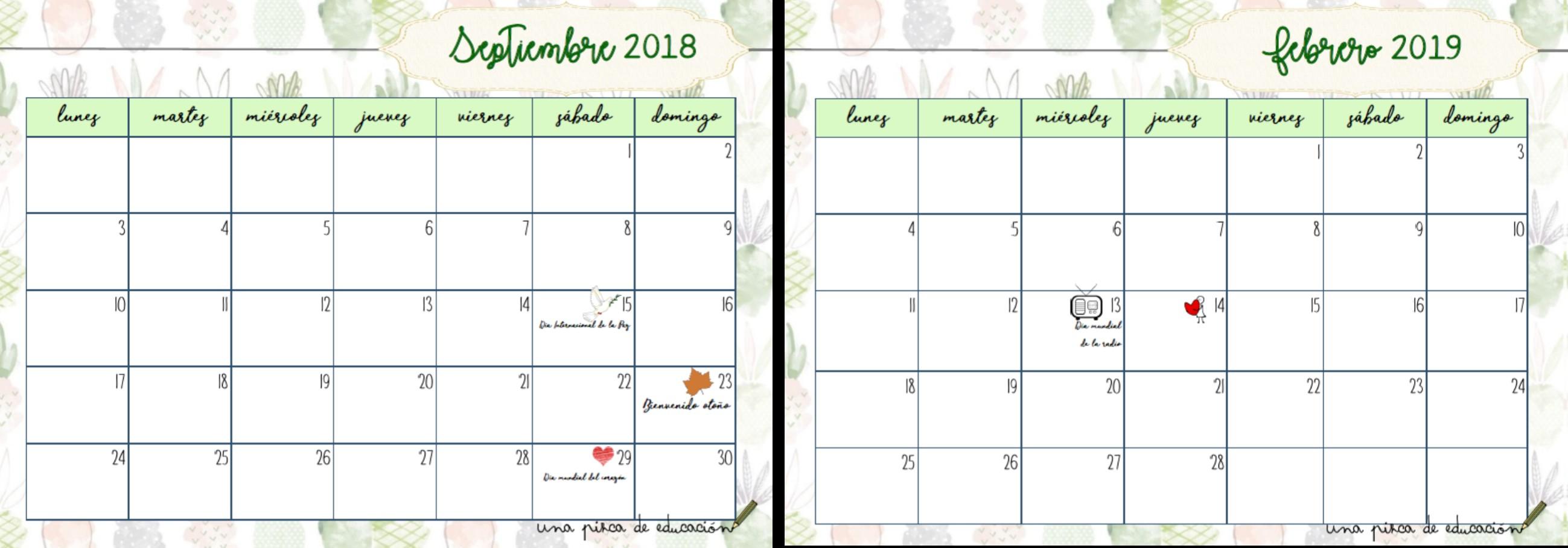 Imprimir Calendario Julio Agosto Y Septiembre 2019 Más Recientes Calendario Para Maestros Una Pizca De Educaci³n Of Imprimir Calendario Julio Agosto Y Septiembre 2019 Más Caliente Calendario Agosto 2018 Para Imprimir Icalendario