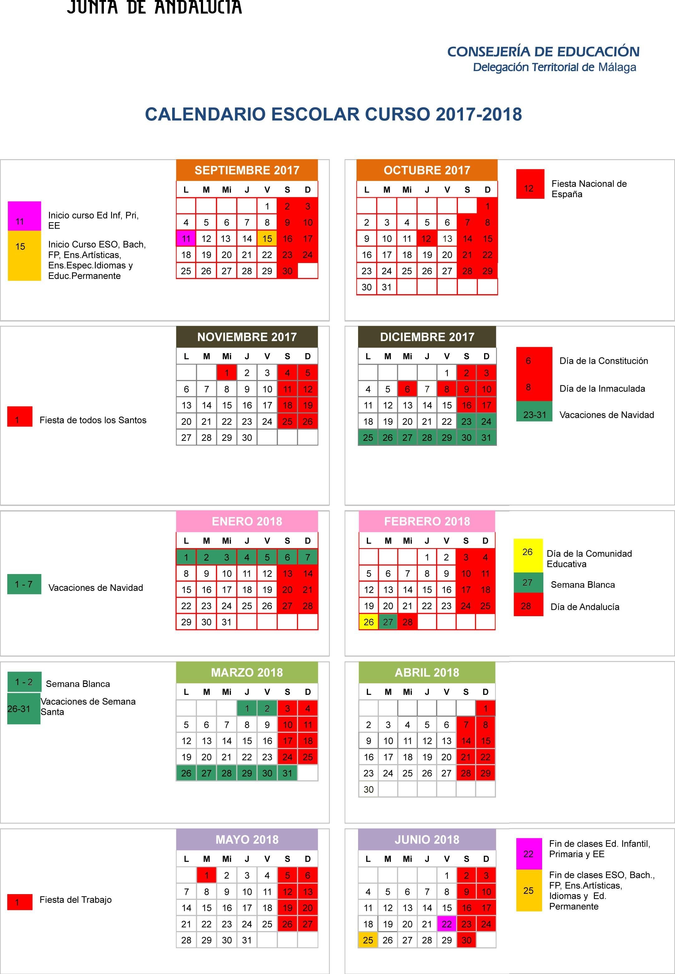 El calendario permite hacer dos puentes en diciembre y en mayo en municipios con festividades en