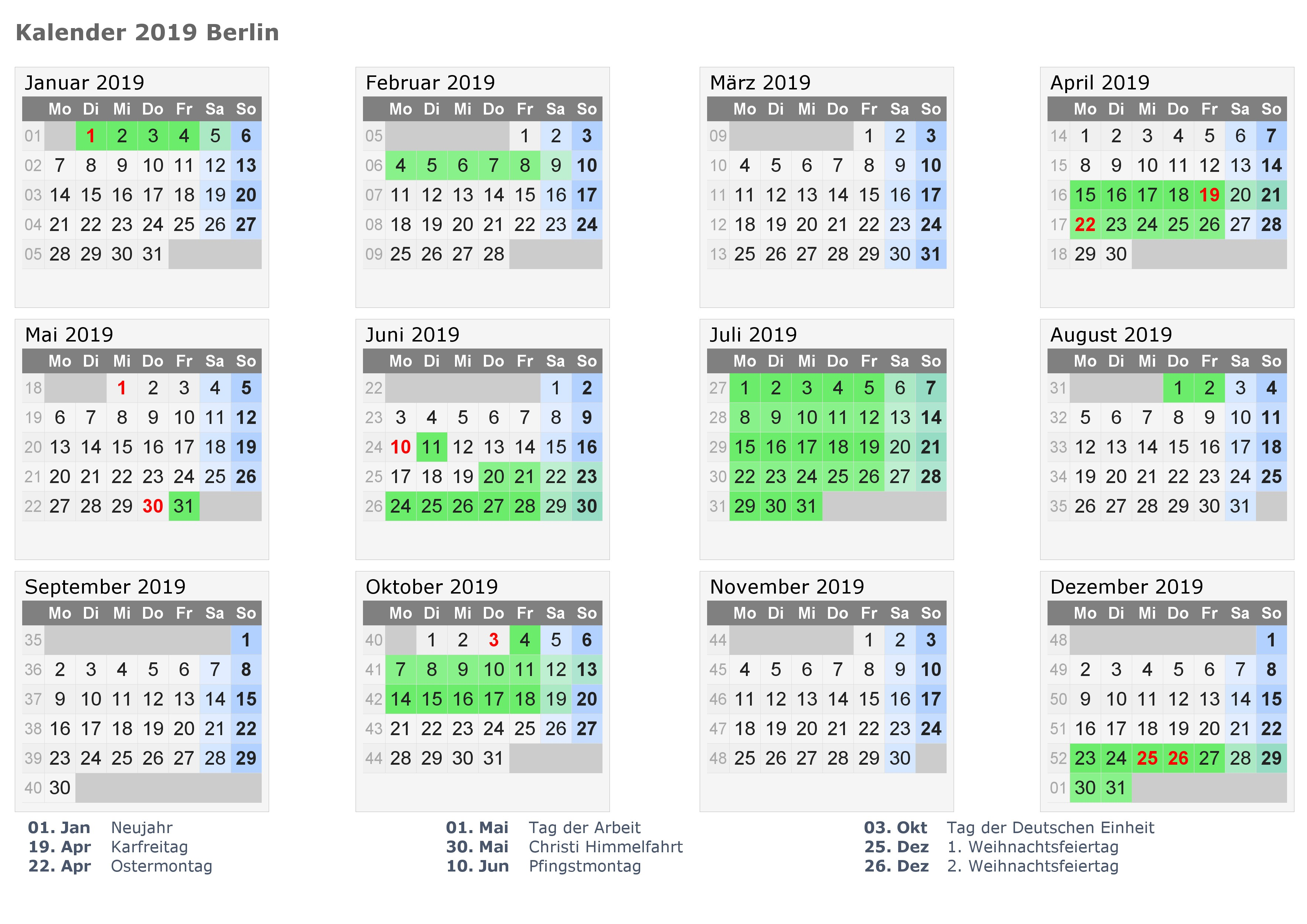 Kalender 2019 Excel Vorlagen Recientes Kalender 2019 Berlin [pdf Excel Word] Of Kalender 2019 Excel Vorlagen Actual Microsoft Excel Calendar 2014 Template Unique Projektplan Excel