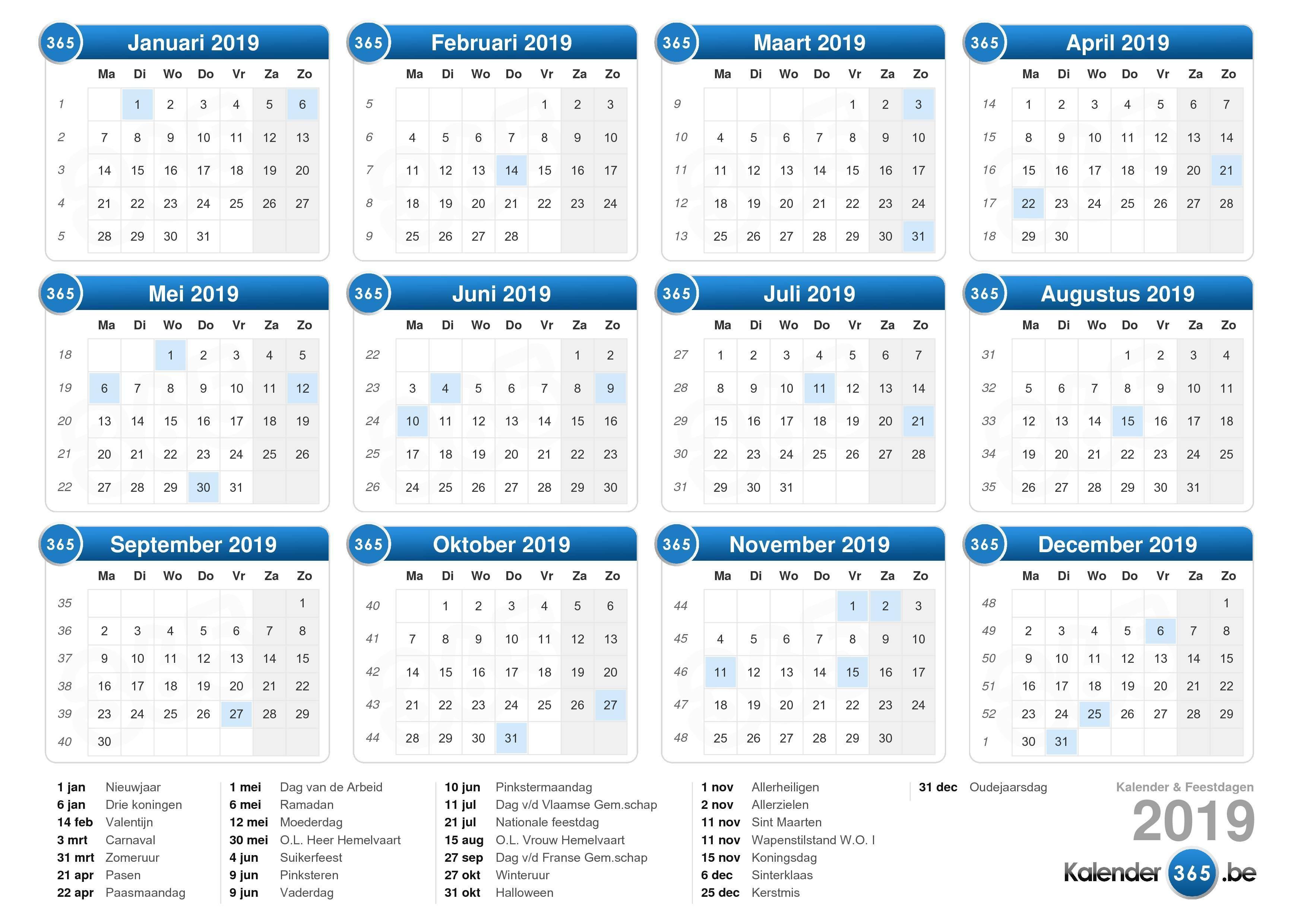 Kalender 2019 Mei Juni Más Arriba-a-fecha Kalender 2019