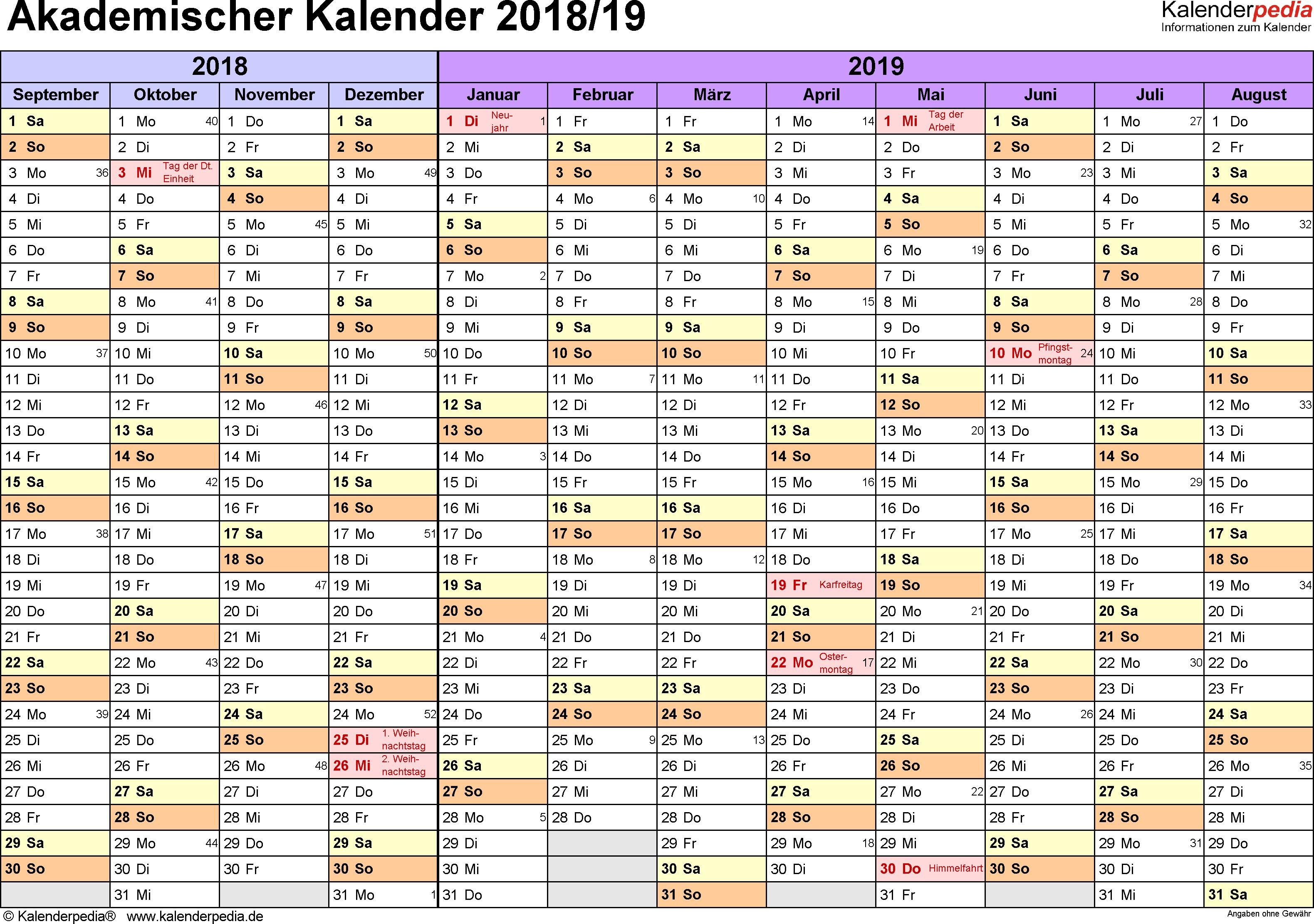 Kalender 2019 Pdf Zum Bearbeiten Mejores Y Más Novedosos Akademischer Kalender 2018 2019 Als Excel Vorlagen Of Kalender 2019 Pdf Zum Bearbeiten Recientes Kalender 2017 Brandenburg Zum Ausdrucken Kalender 2017