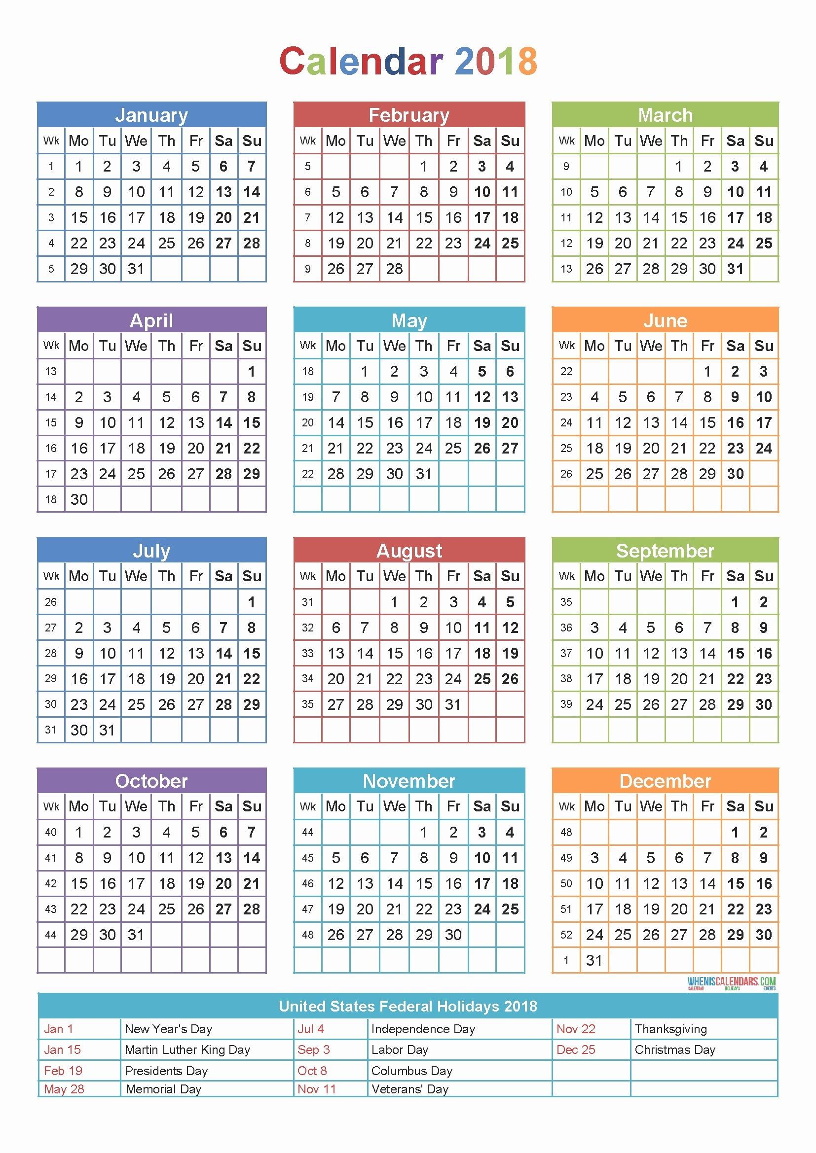 2019 Calendar Template Excel Uk Yearly Calendars 2018 Free Printable Calendar 2016 2018 Blank 2019