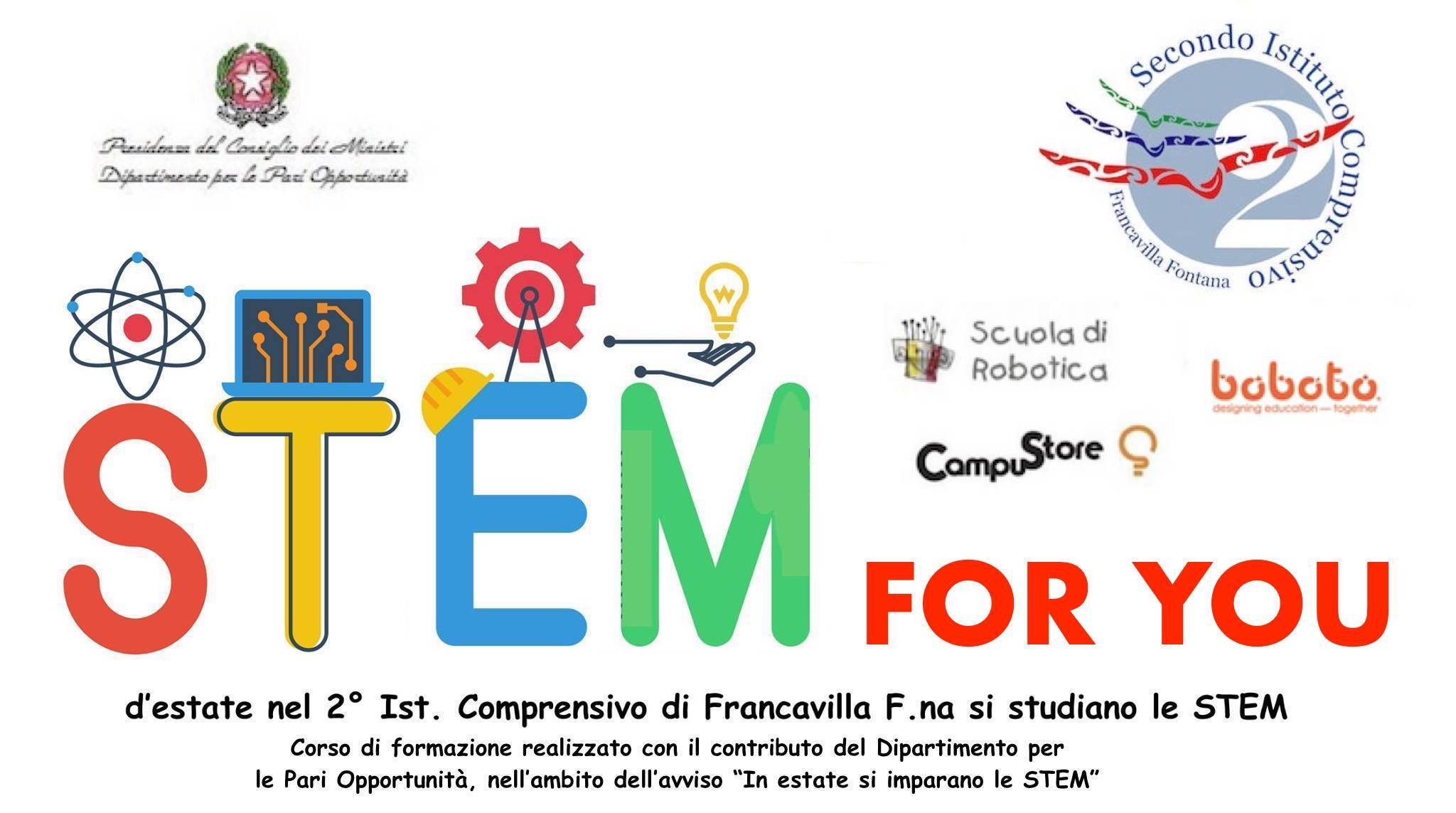 """Secondo Istituto prensivo """" Montessori Bilotta """" di Francavilla"""