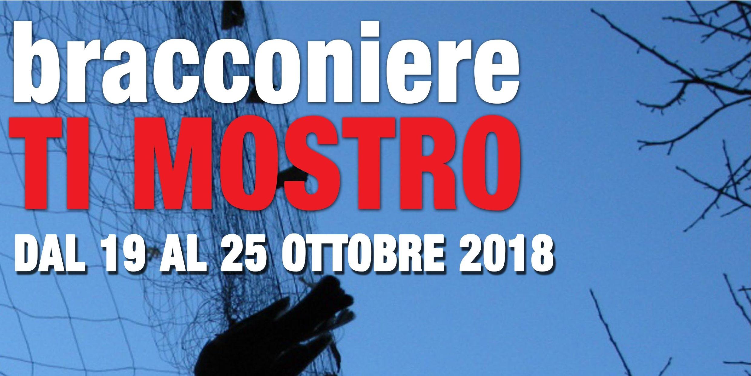 """Al via a Dueville VI la mostra """"bracconiere TI MOSTRO"""" • IoCaccio"""