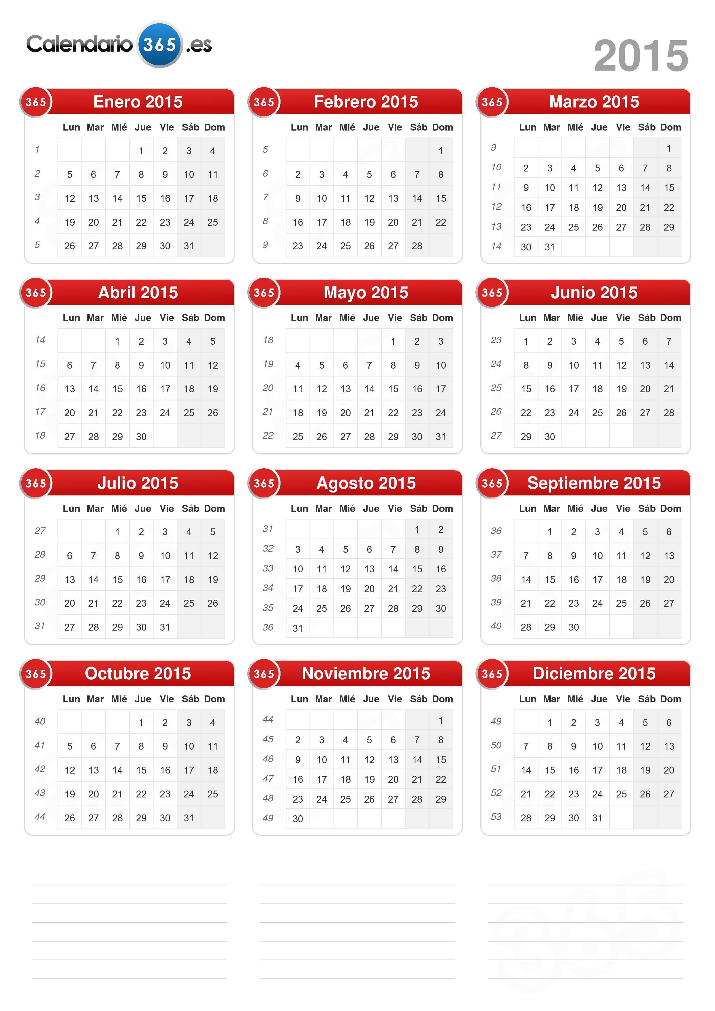 calendario 2015 formato vertical v2