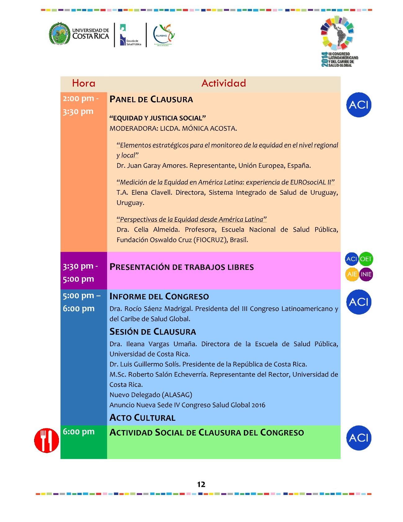 Calendario 2019 Bolivia En Excel Más Recientemente Liberado Universidad De Costa Rica Facultad De Medicina Escuela De Salud Of Calendario 2019 Bolivia En Excel Más Caliente Calaméo Una Excelente Oportunidad Para Conocer Programas Y