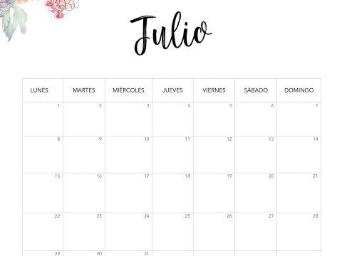 Calendario 2019 Julio Chile.Imprimir Calendario 2019 Part 77