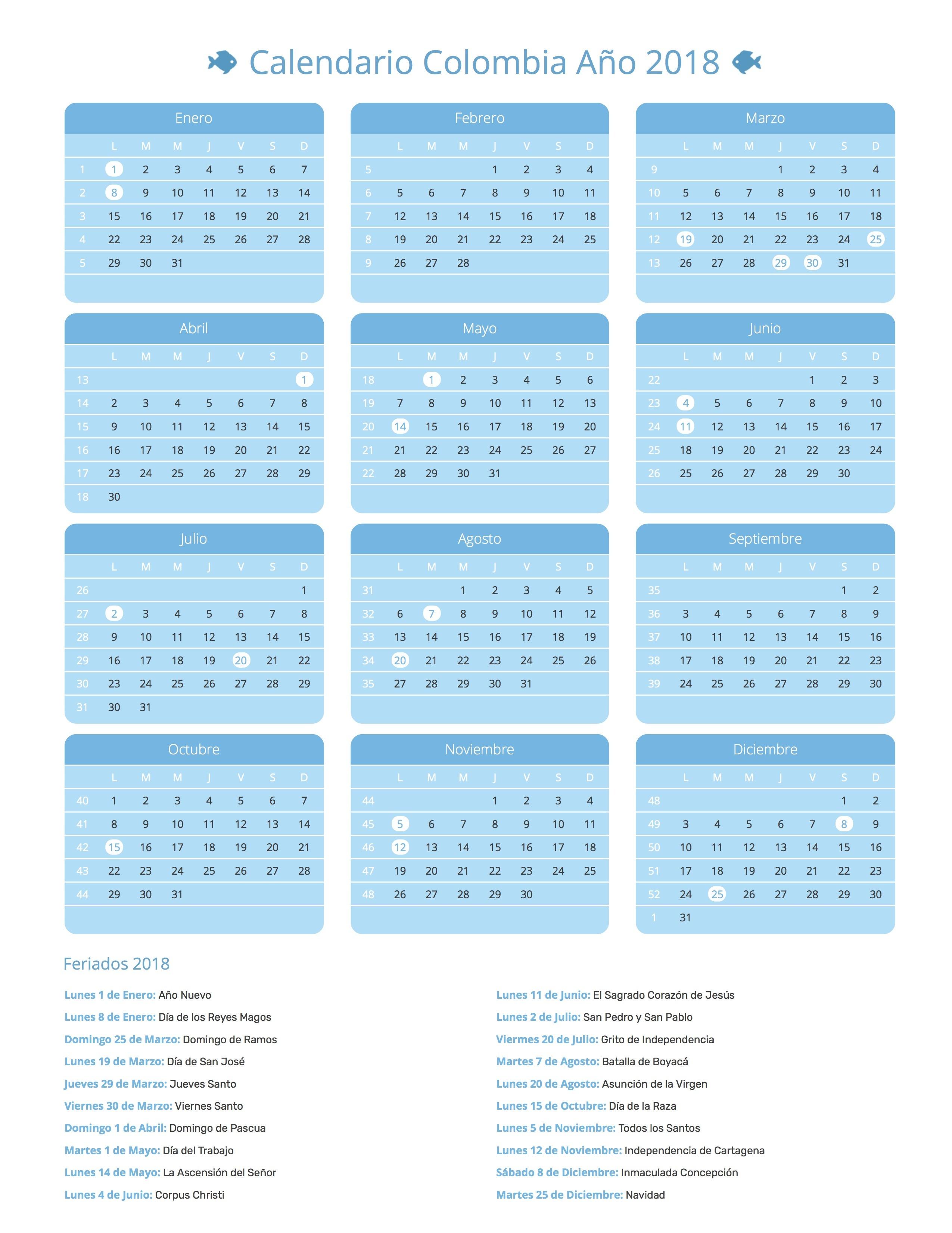 Calendário 2019 Com Feriados Imprimir Más Recientemente Liberado Calendario Octubre 2018 Colombia T Of Calendário 2019 Com Feriados Imprimir Más Recientes Lua Calendrio Lunar E Fases Da Lua T