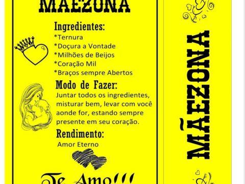Calendario 2019 Com todas as Datas Comemorativas Recientes Caixa Maezona Presente Dia Das Maes Personalizado Parte 2