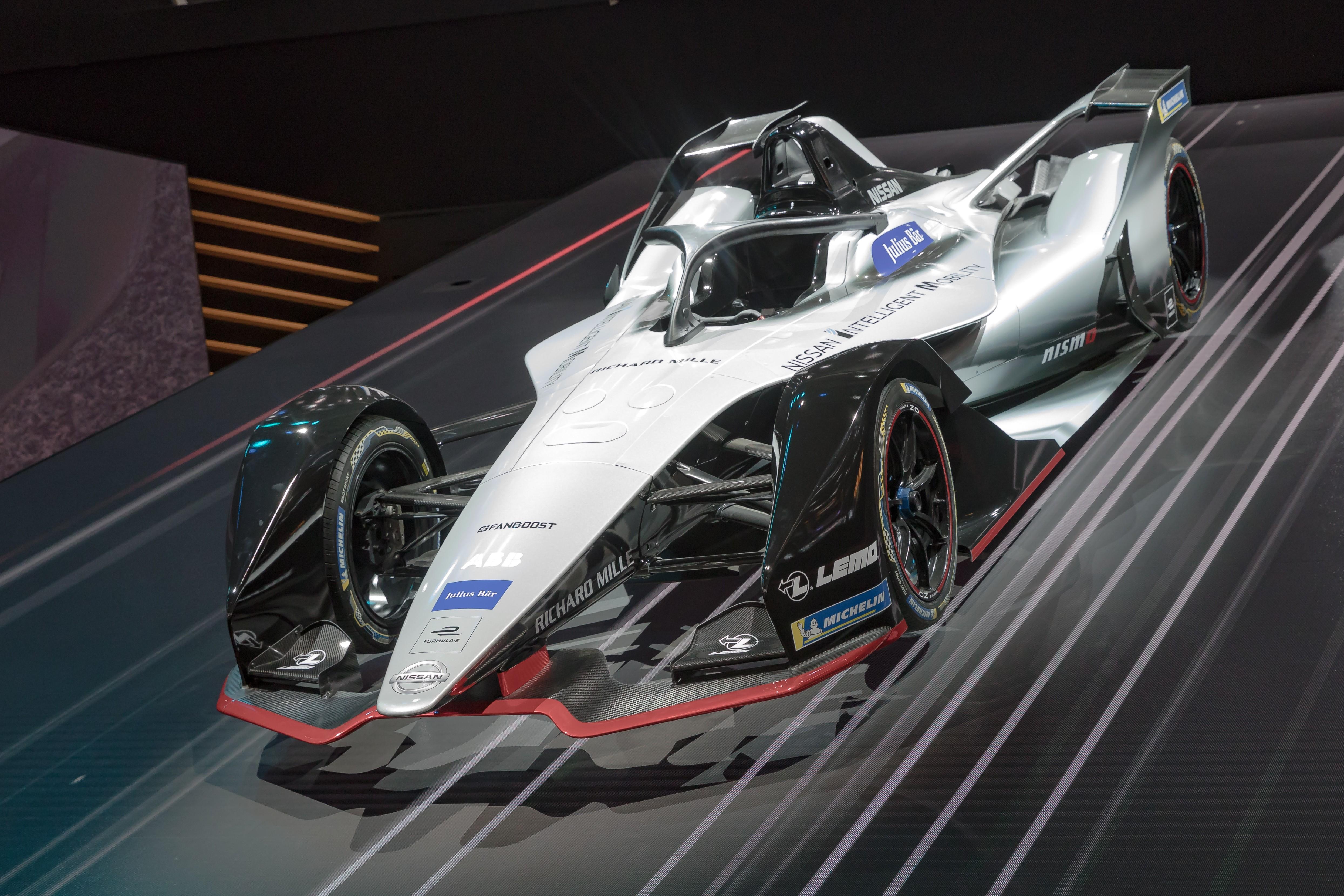 Calendario 2019 F1 Más Caliente 2018–19 formula E Season