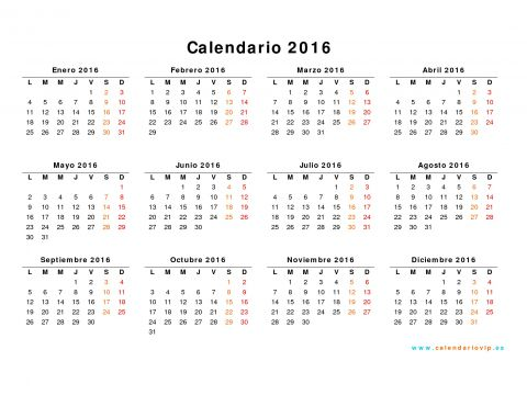 Calendario 2019 Para Imprimir Gratis Calendario 2019 Part 2