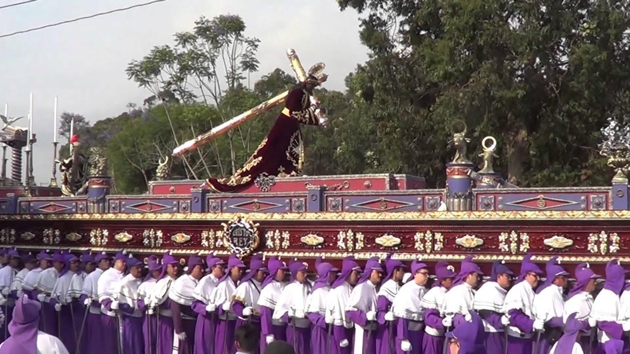 Resumen Semana Santa en Guatemala 2014