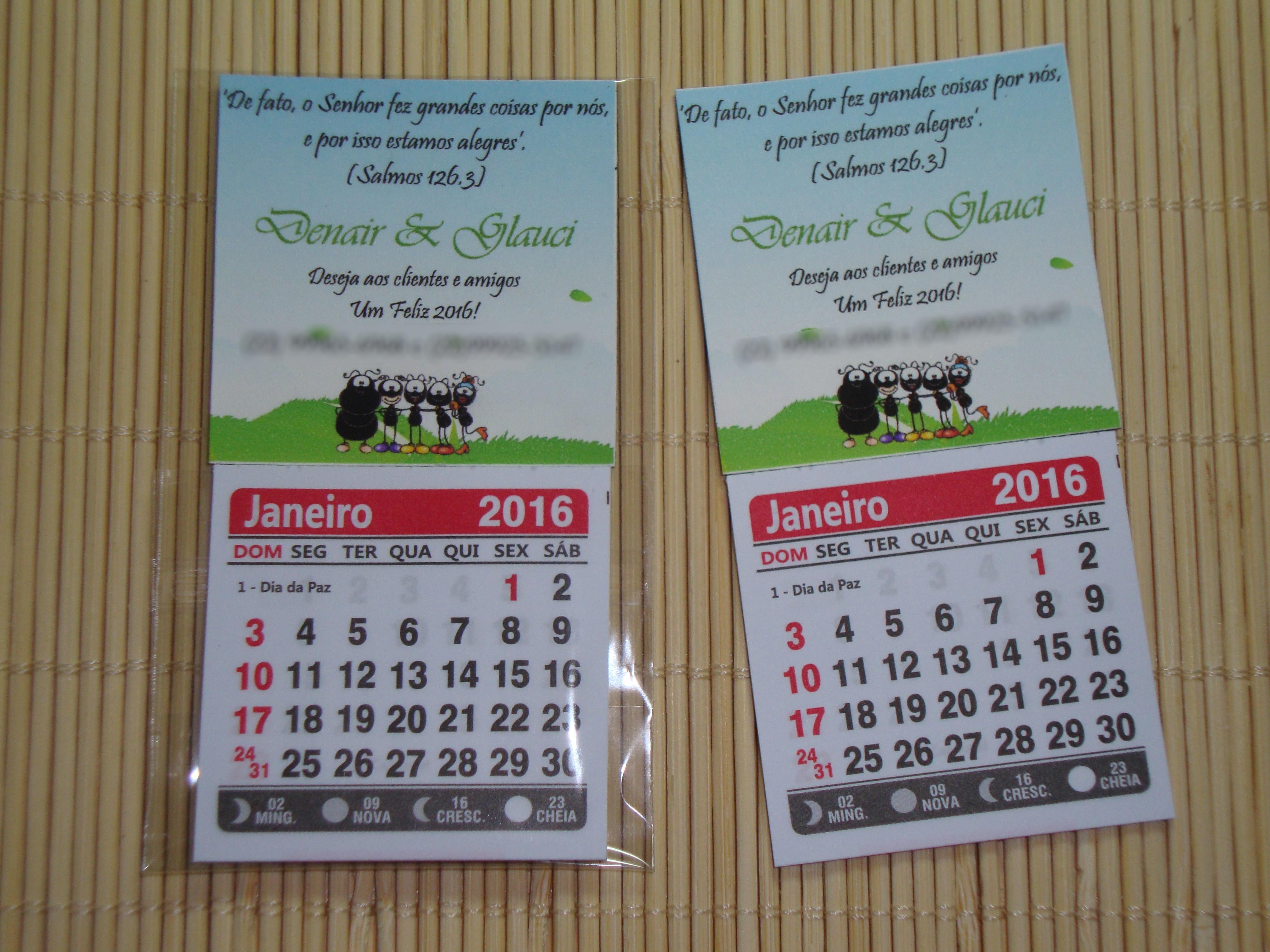 calendario 201 c ima smilinguido personalizada