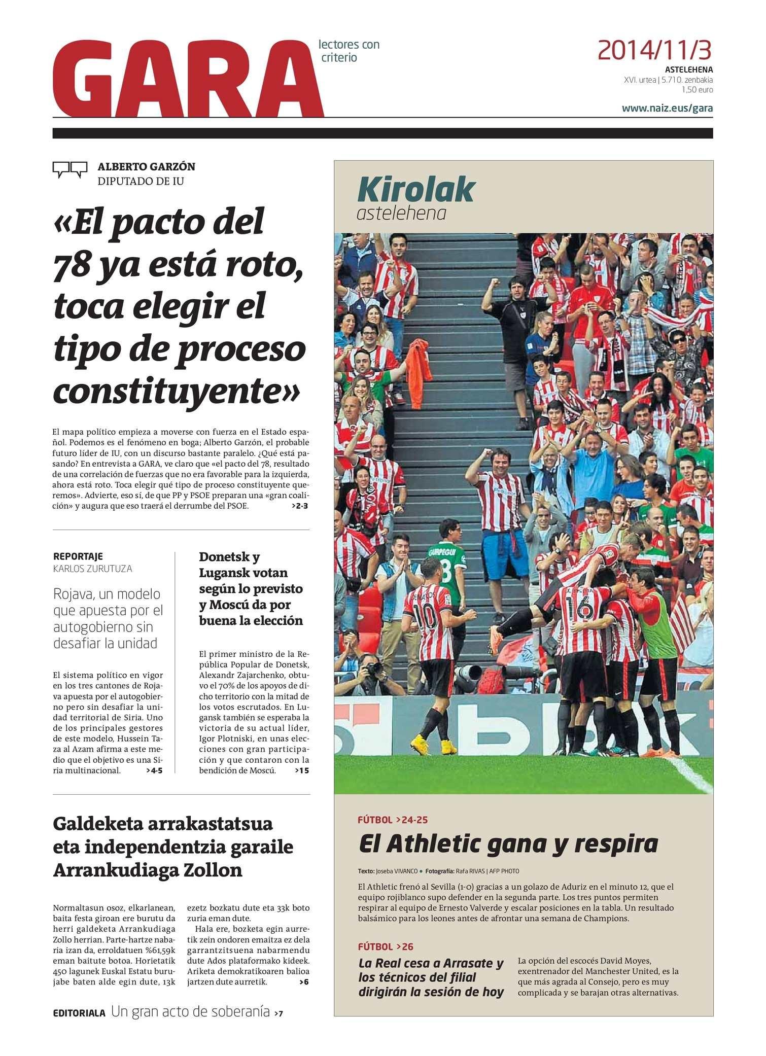 Calendario Alaves Liga 2019 Más Recientes Calaméo Gara Of Calendario Alaves Liga 2019 Recientes Y Bacca Prenden Las Alarmas
