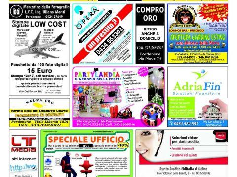 Calendario Aprile Maggio Giugno 2019 Recientes Calaméo Citt Nostra Pordenone Del 20 05 2010 N 1230