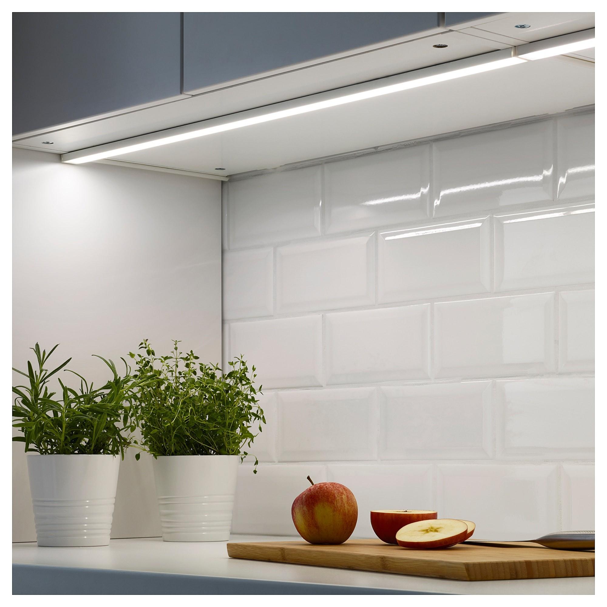 iluminacion cocina led con motivo de gustado omlopp iluminacic2b3n encimera led 60 cm ikea plan para iluminacion cocina led