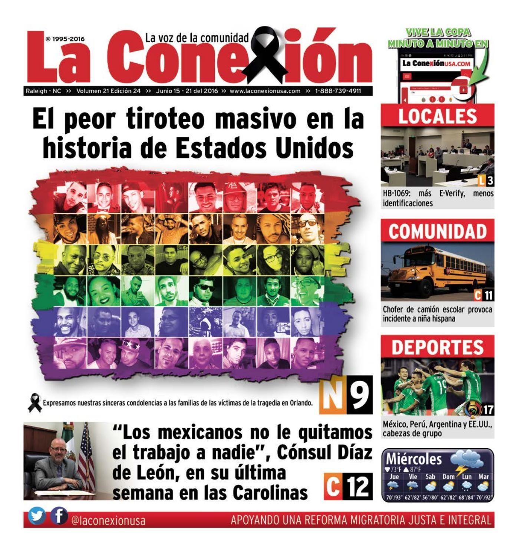 Calendario Electoral 2019 Argentina Recientes La Conexi³n 2016 06 15 by La Conexion Usa issuu
