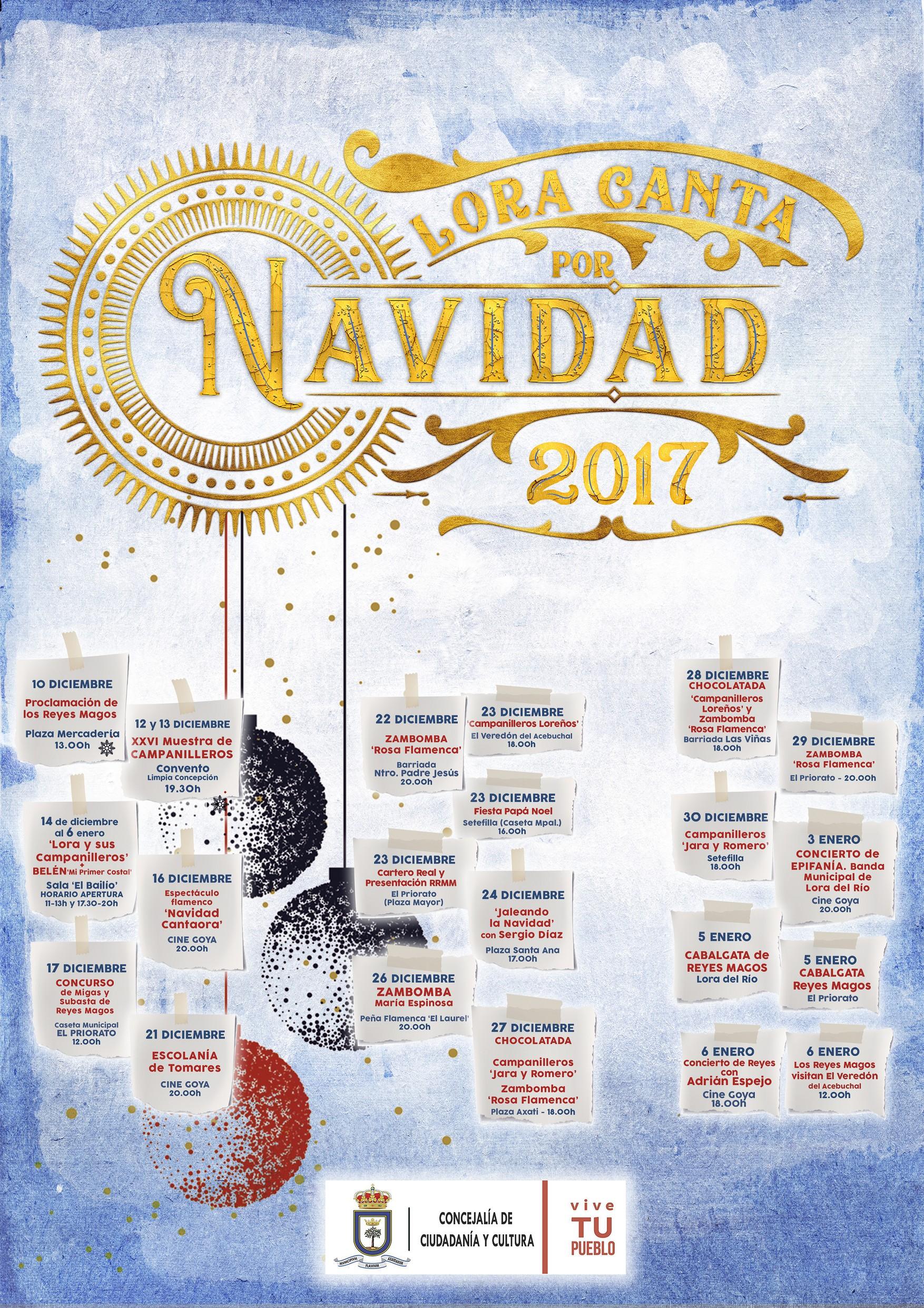 LORA CANTA POR NAVIDAD Navidad flamenca
