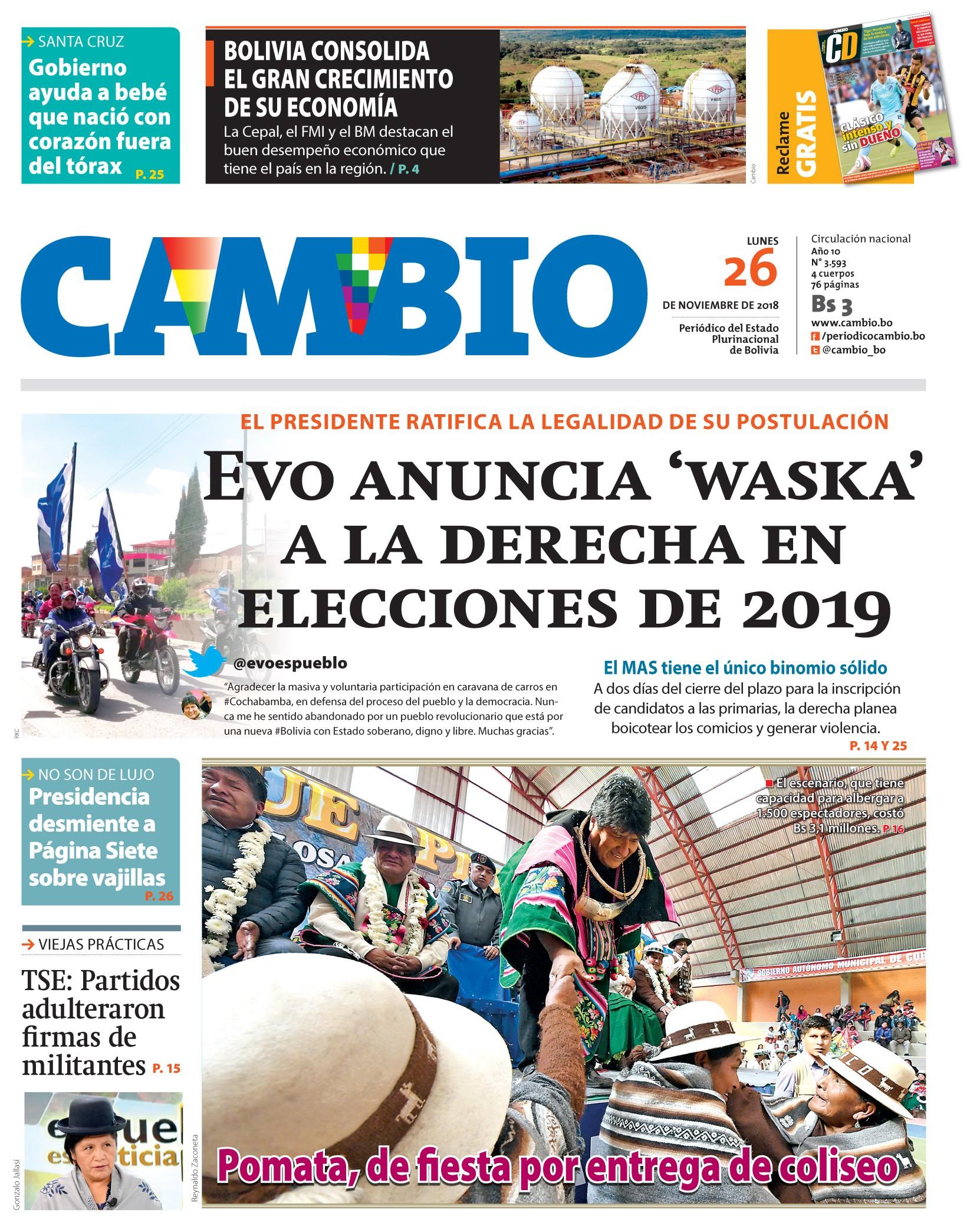 Calendario Escolar 2019 Santa Cruz Actual Abi Agencia Boliviana De Informaci³n V2018 Of Calendario Escolar 2019 Santa Cruz Más Populares Impetu 30 De Noviembre Del 2018 by Diario mpetu issuu
