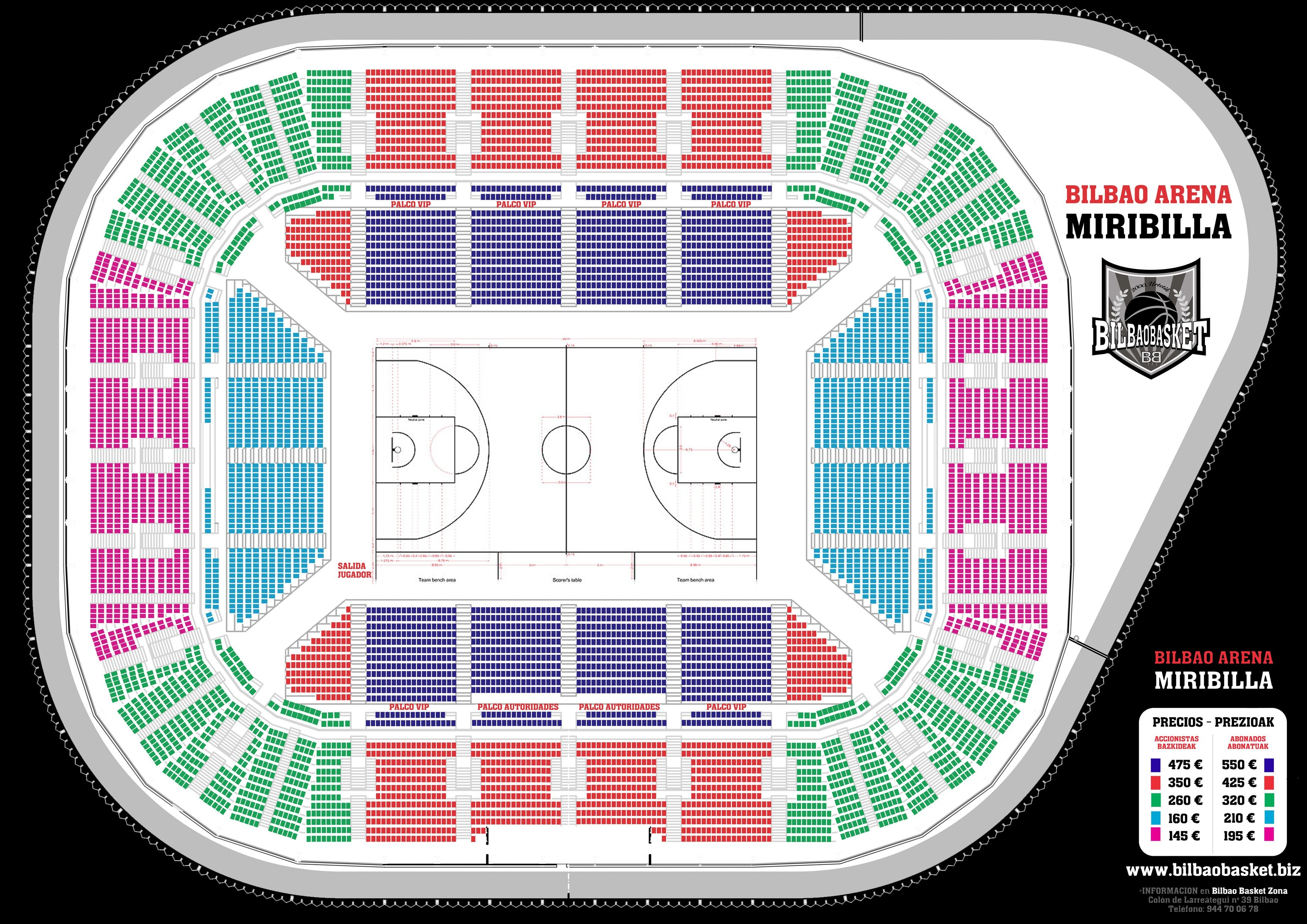 Bilbao Arena Miribilla 3