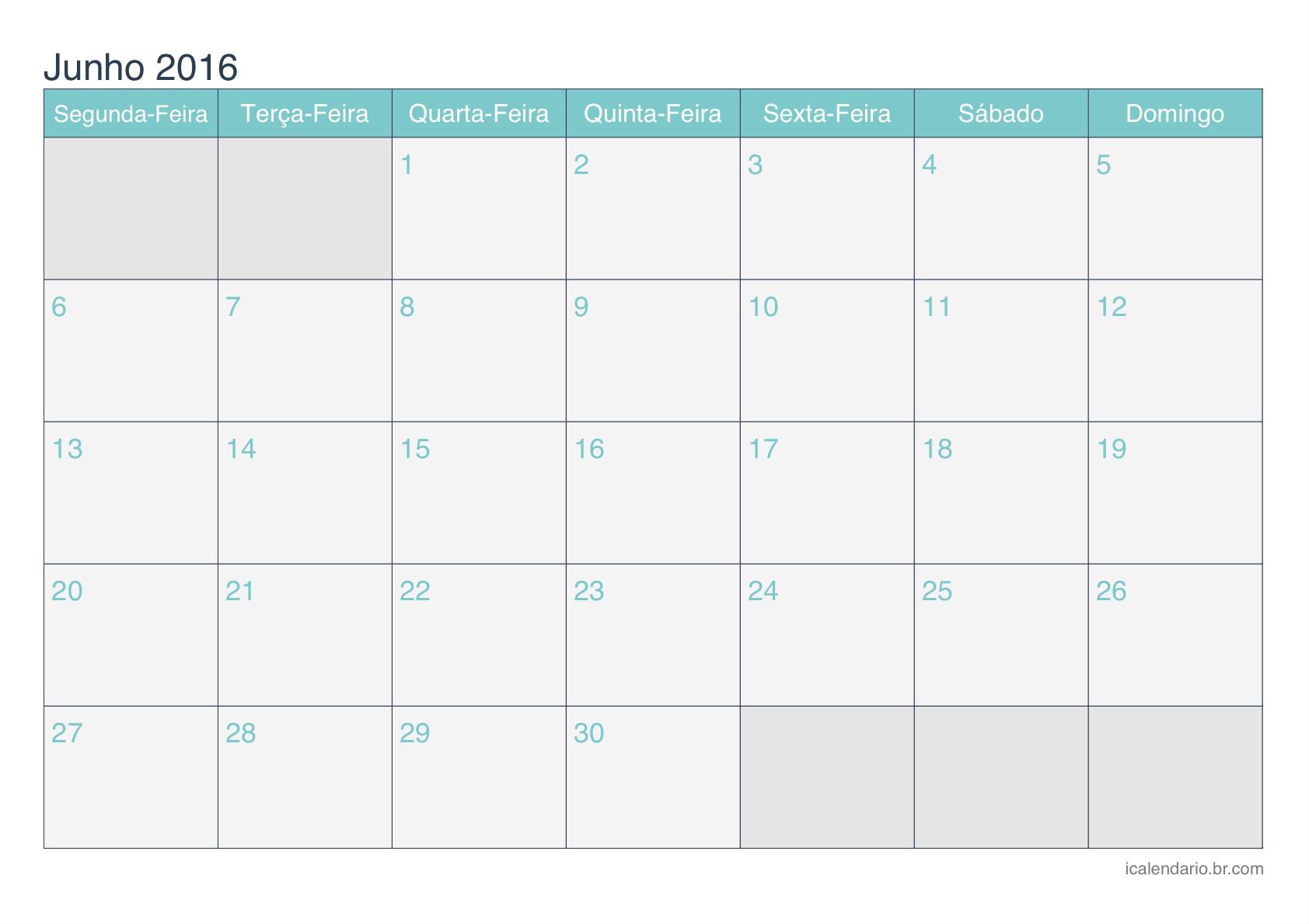 Calendario Febrero 2019 Para Imprimir Word Más Arriba-a-fecha Calendario 2016 Para Editar
