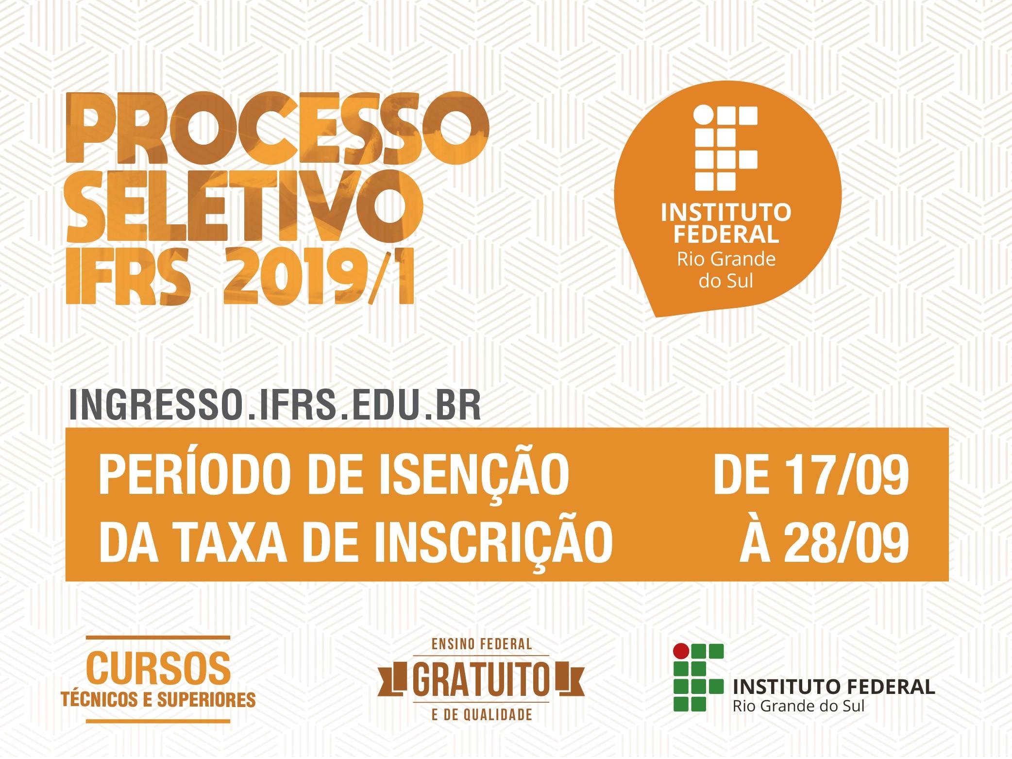 Notcias Principais IFRS Campus Porto Alegre