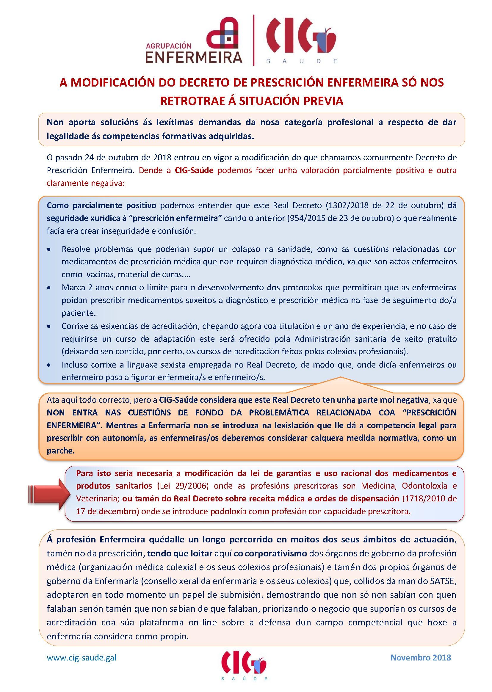 Calendario Laboral 2019 Xunta Más Recientes Cig Saºde A Nosa forza