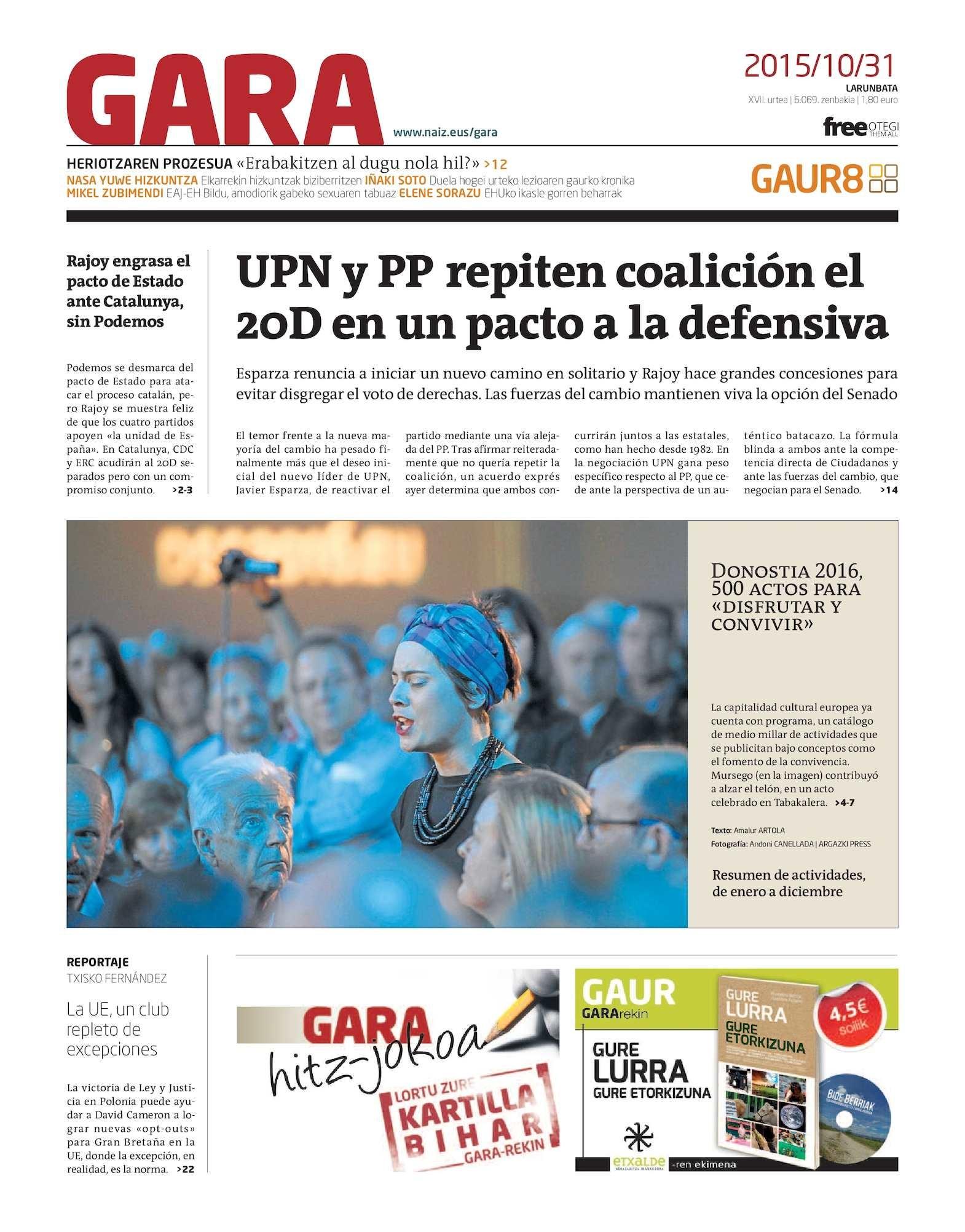 Calendario Laboral Construccion Zaragoza 2019 Más Recientemente Liberado Calaméo Gara