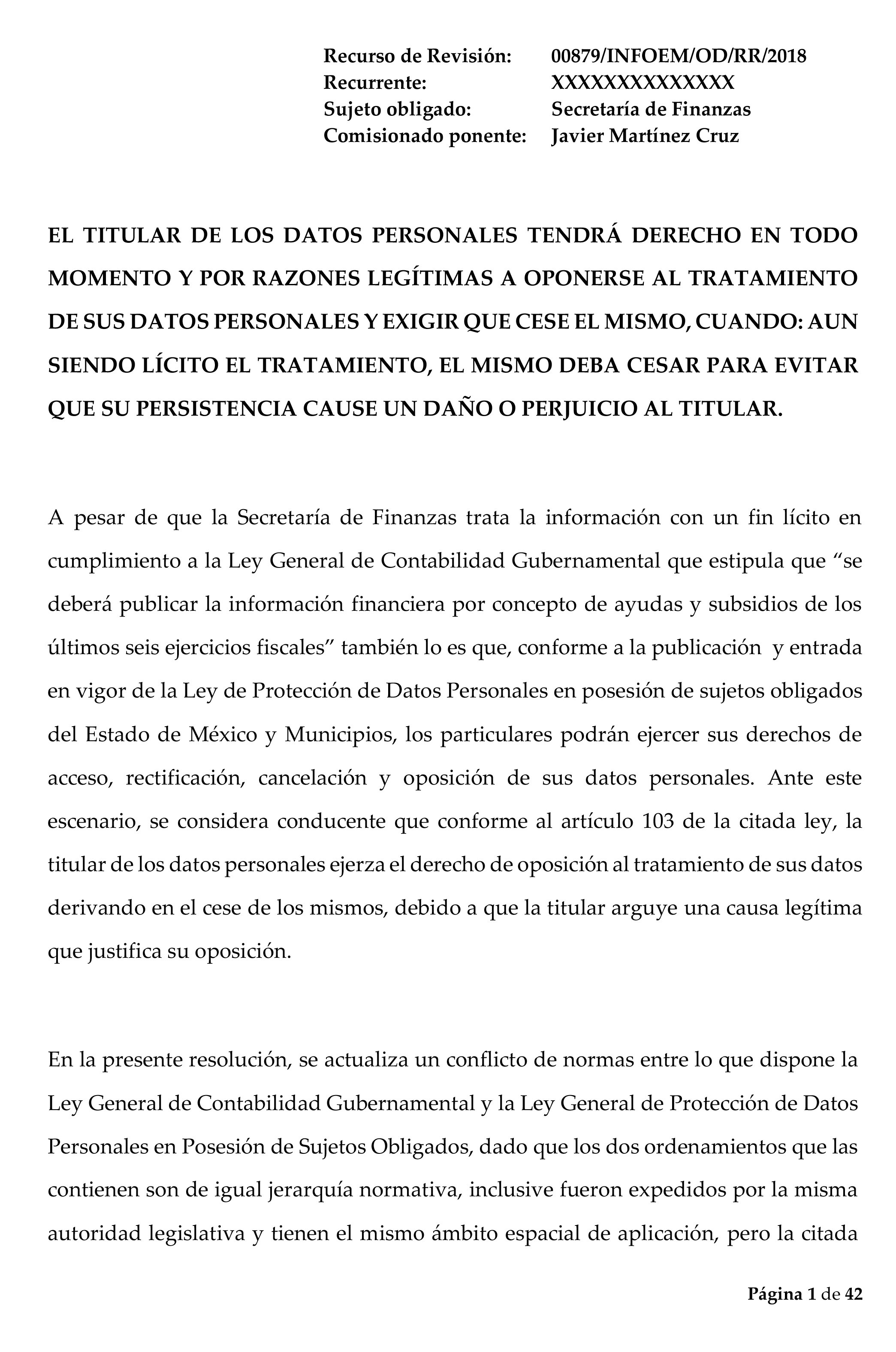 Instituto Veracruzano de Acceso a la Informaci³n y de Protecci³n de Datos Personales Archive