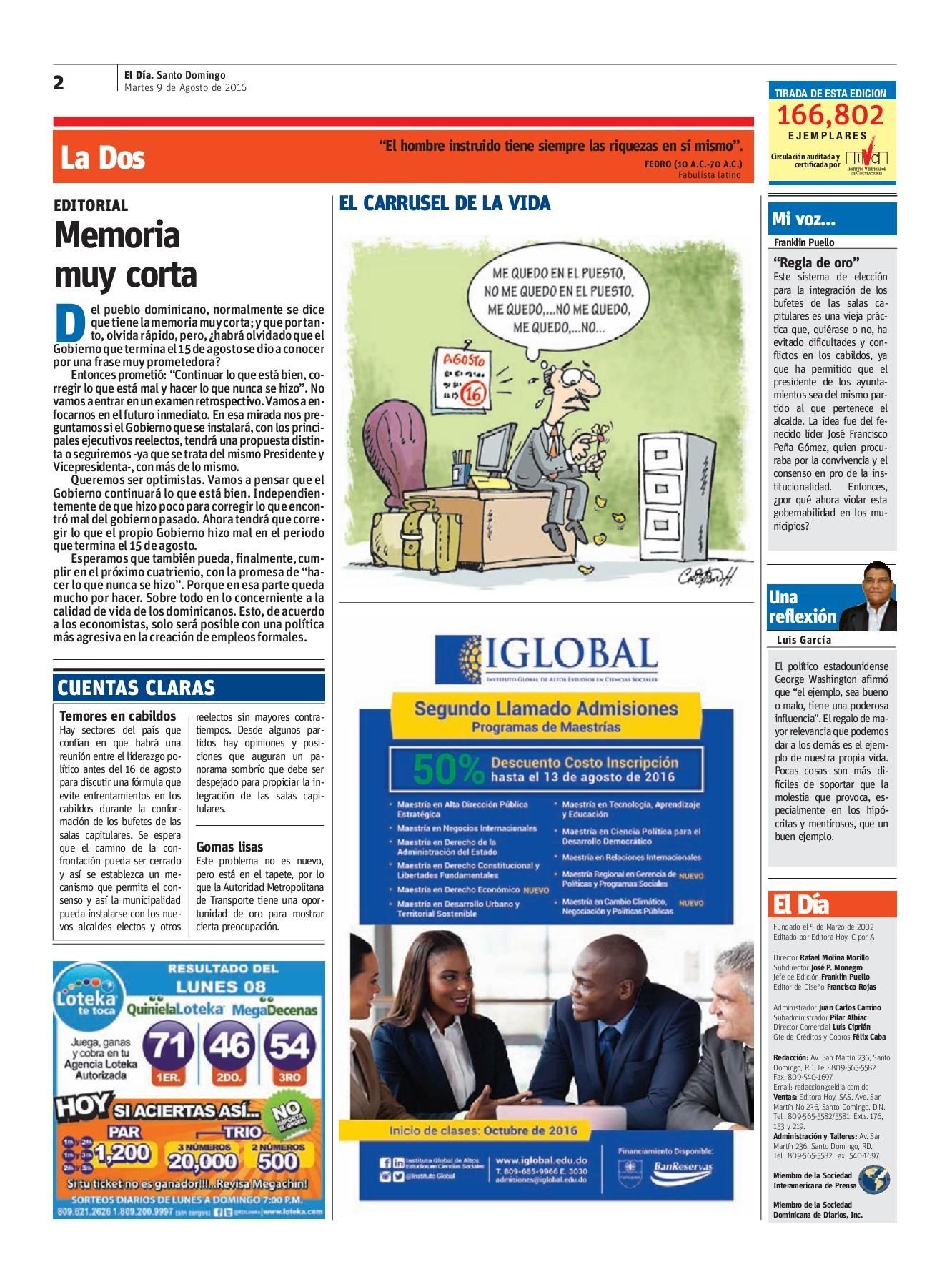 Calendario Xolombia 2019 Más Actual Edici³n Impresa 09 08 2016 Pages 1 40 Text Version