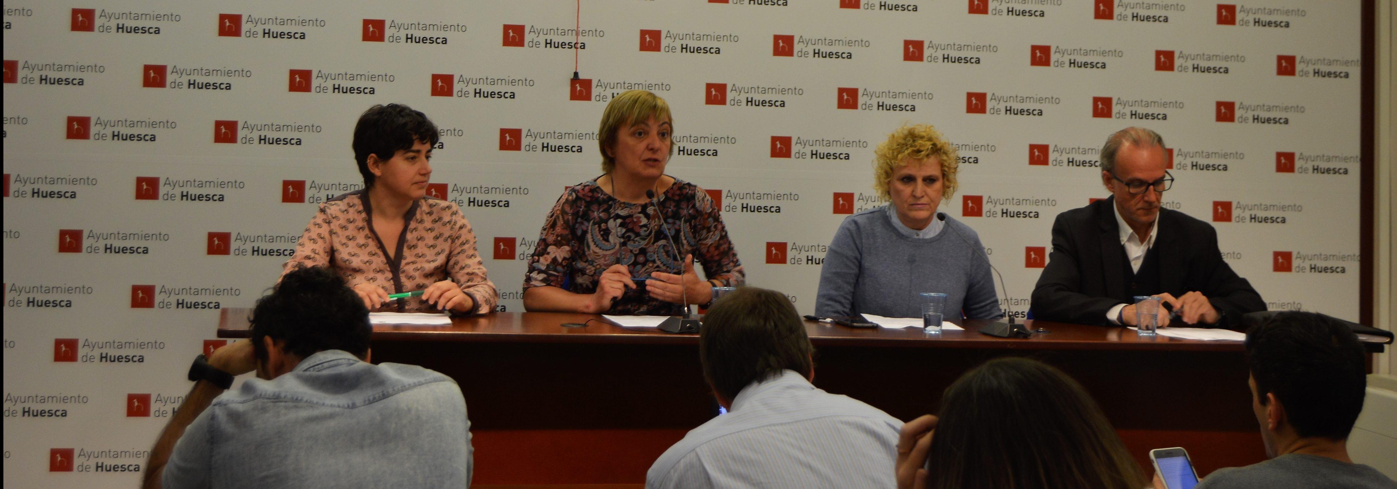 Cambiar Huesca entiende que la isi³n de Investigaci³n tendrá una vida muy corta tras la respuesta del Gobierno