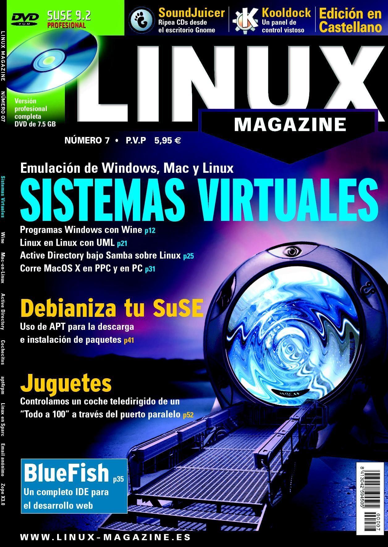 Linux Magazine Edici³n en Castellano Nº 07 by Linux New Media Spain S L issuu