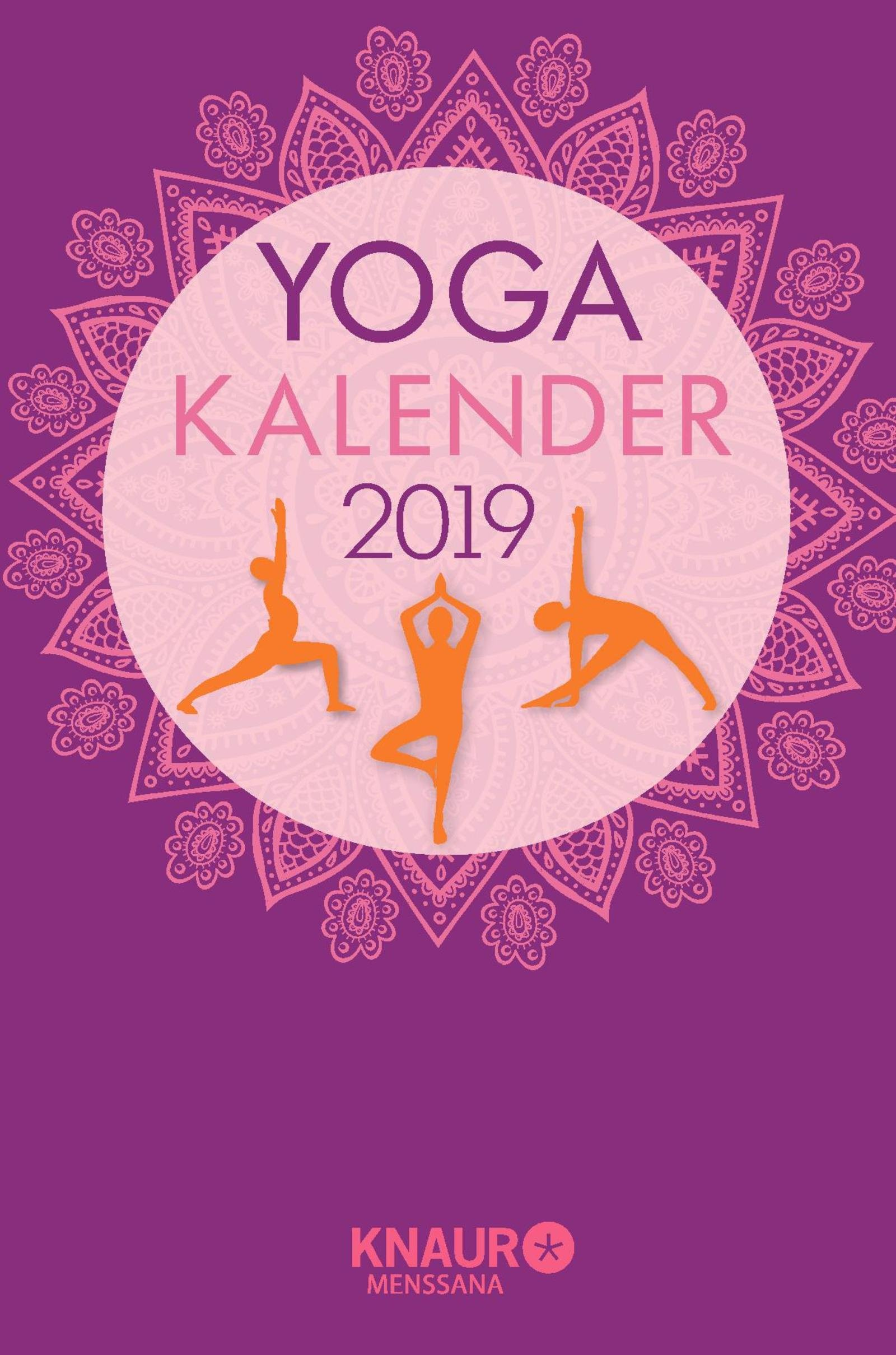Kalender 2019 Book With Yoga Amazon Books