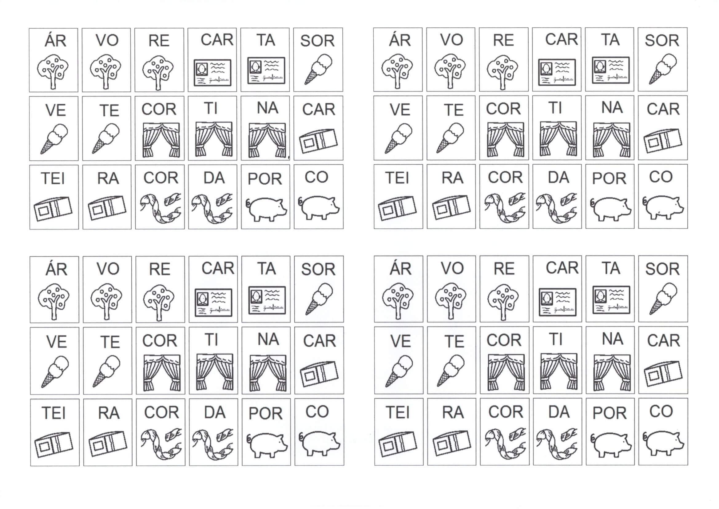 Imprimir Calendario De Novembro E Dezembro 2017 Más Caliente Arquivo Para Figuras Slabas as Es • Alfabetiza§£o Blog