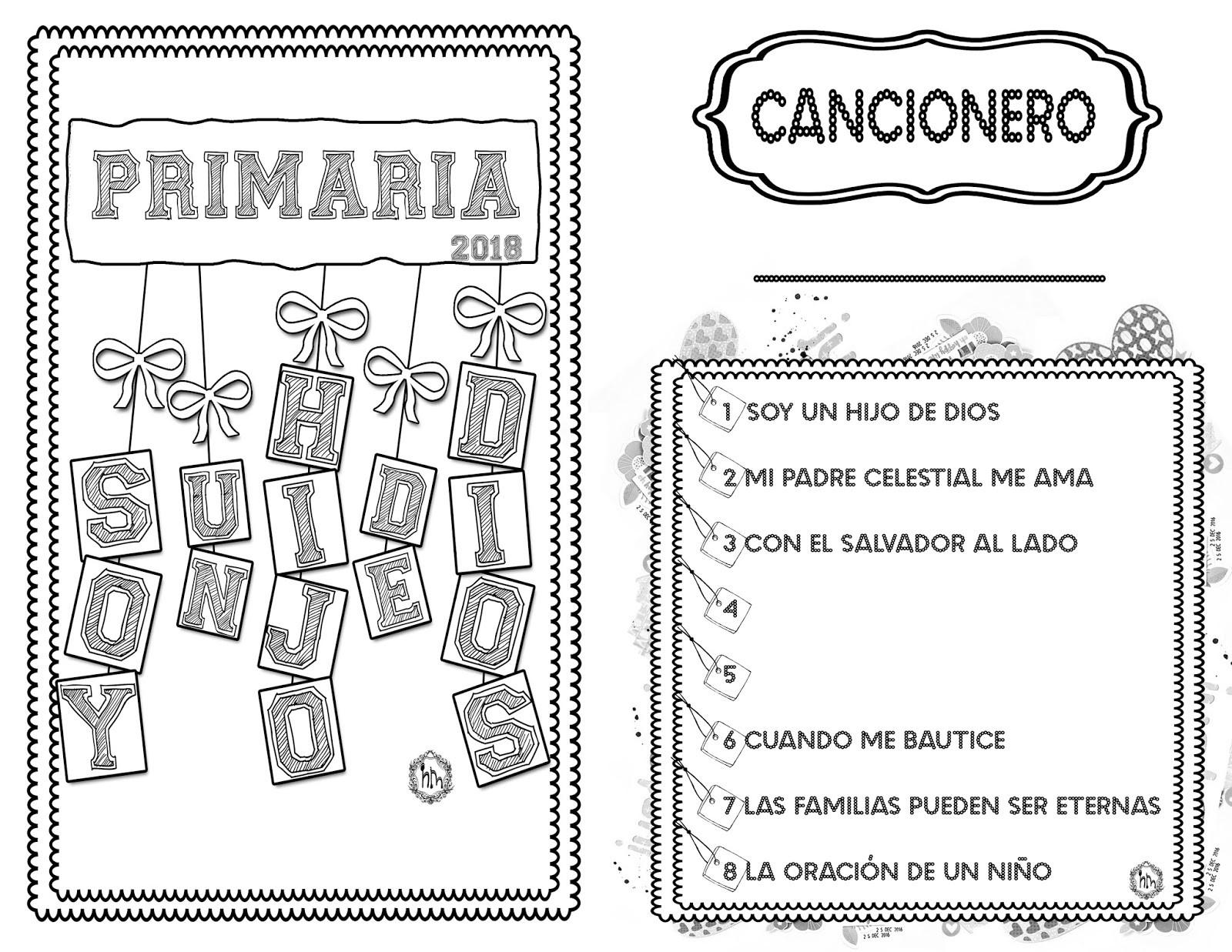 Imprimir Calendario Del Mes De Junio 2019 Más Populares Holamormon3 Primaria Lds Sud 2018