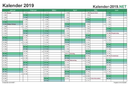 Kalender 2019 Excel Baden Württemberg Más Caliente Kalender 2019 Mit Feiertagen & Ferien