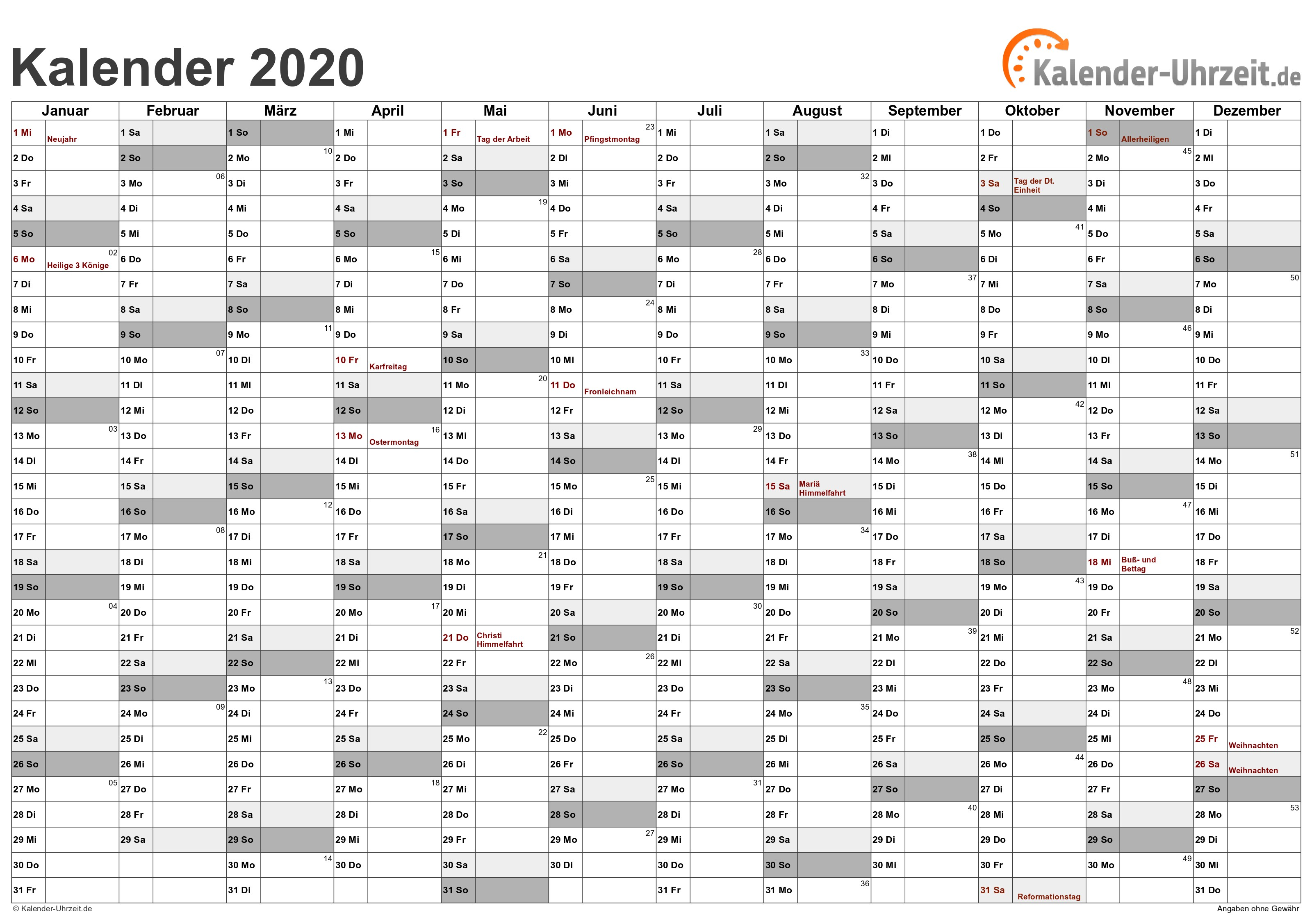 Kalender Kalender With Kalender Tutorial Excel Kalender With
