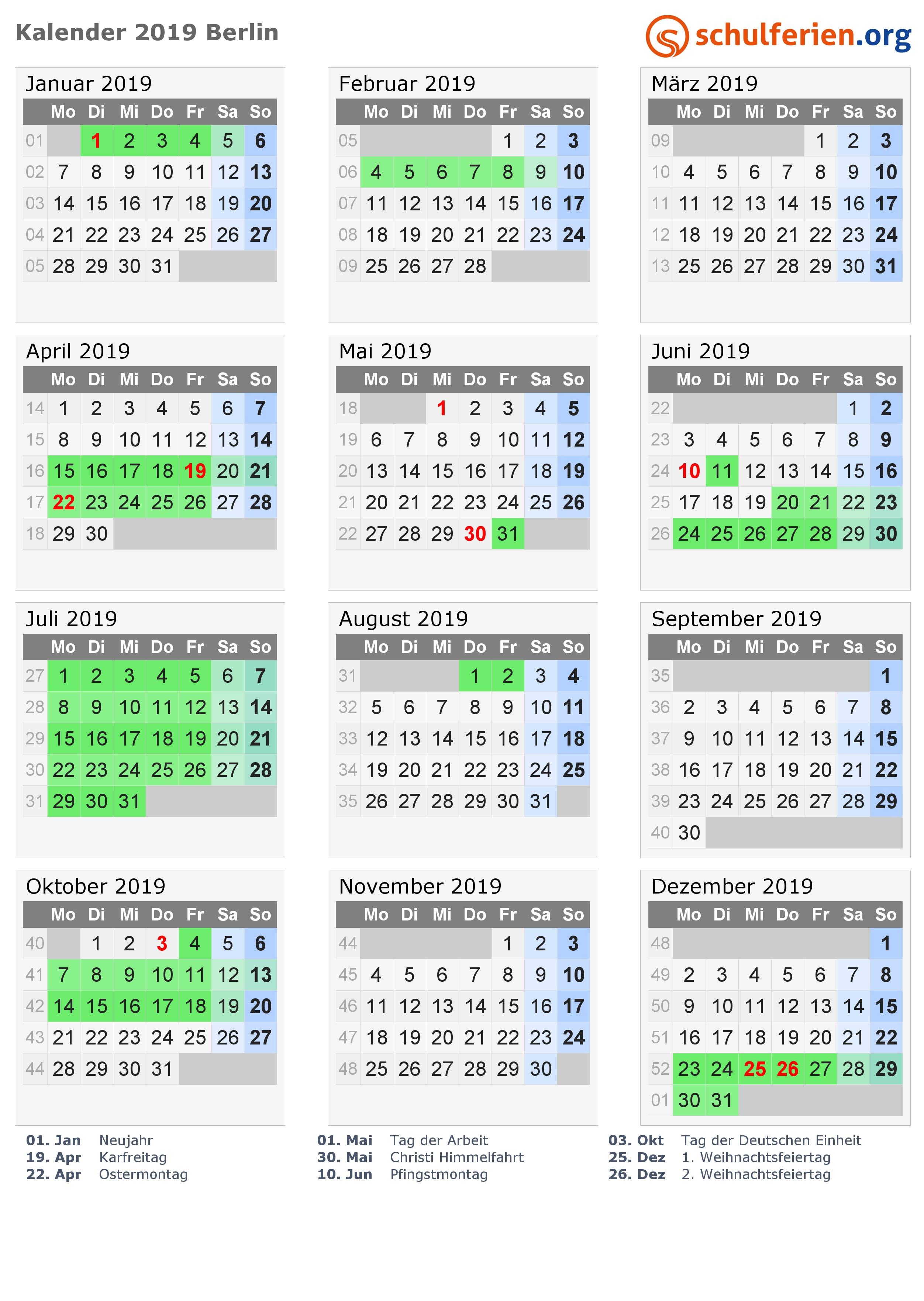 Kalender 2019 Excel Rheinland-pfalz Mejores Y Más Novedosos Kalender 2019 Ferien Berlin Feiertage Of Kalender 2019 Excel Rheinland-pfalz Recientes Primaer E Mail Bewerbung Betreff Muster