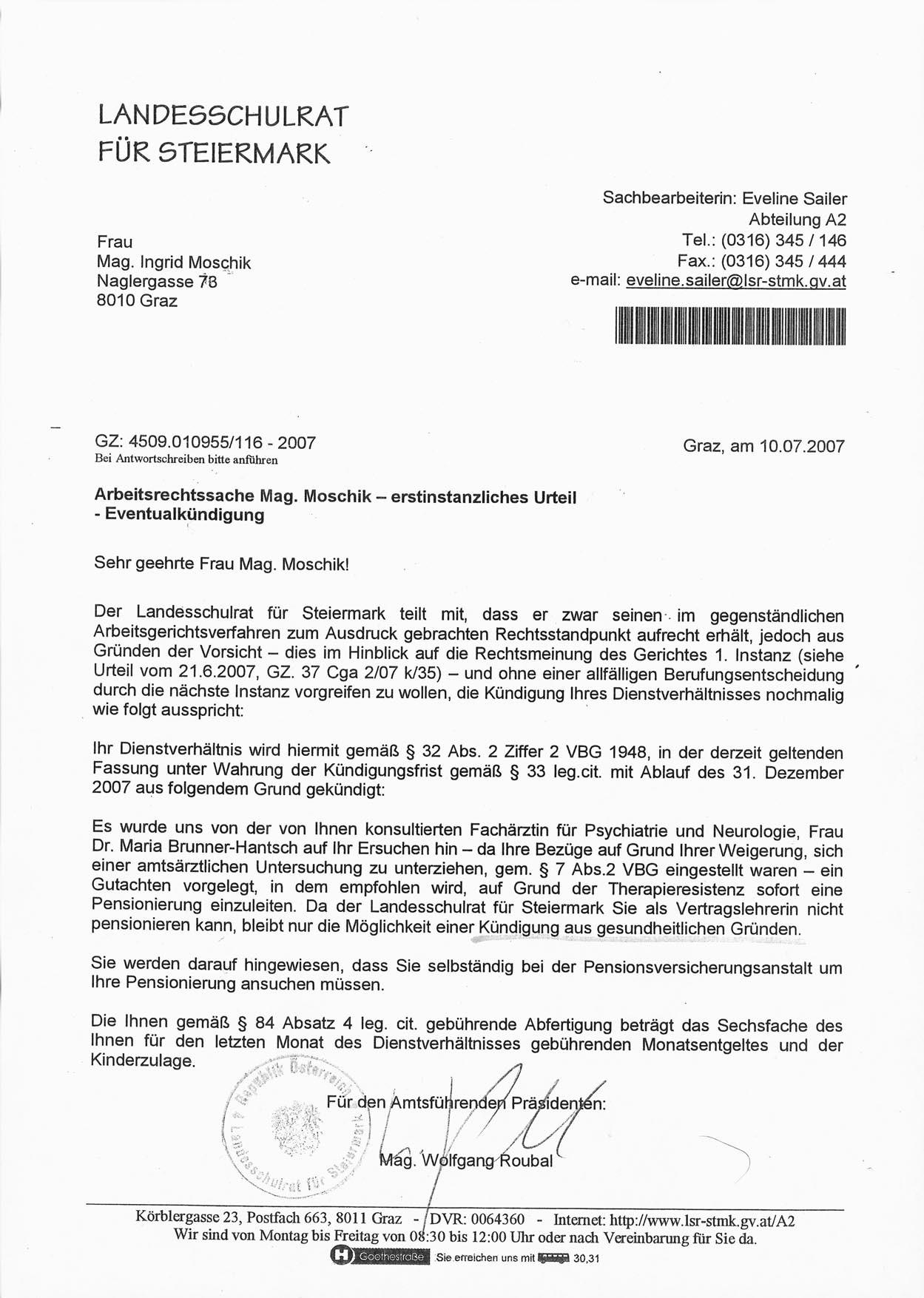 3 MMag Juergen Rainer Antwort pdf