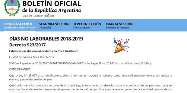 Bebemundo Ec Calendario 2019 Votacion Actual Ya Se Publicaron Las Fechas De Los Feriados Puente 2018 Y