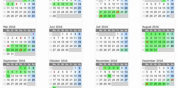 Calendar 2019 Excel Thailand Más Arriba-a-fecha 71 Elegant Fotos Von Kalender 2016 Mit Feiertagen Sachsen